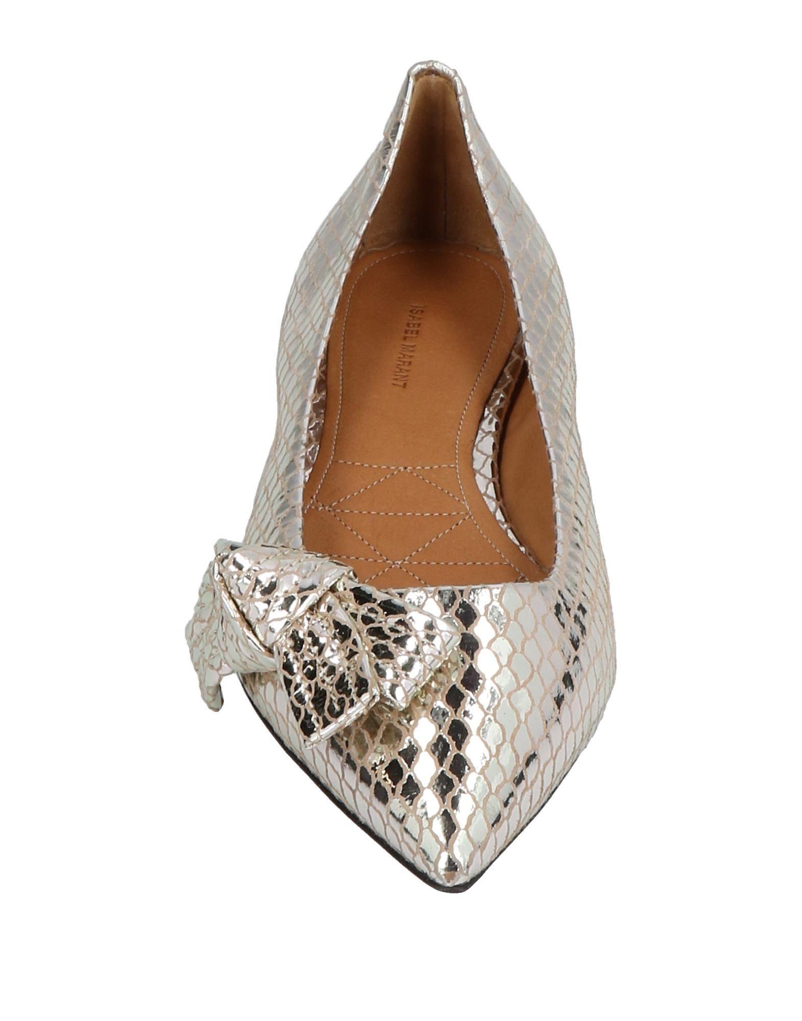 Isabel Isabel Isabel Marant Ballerinas Damen  11480013SU Beliebte Schuhe 0dc63b