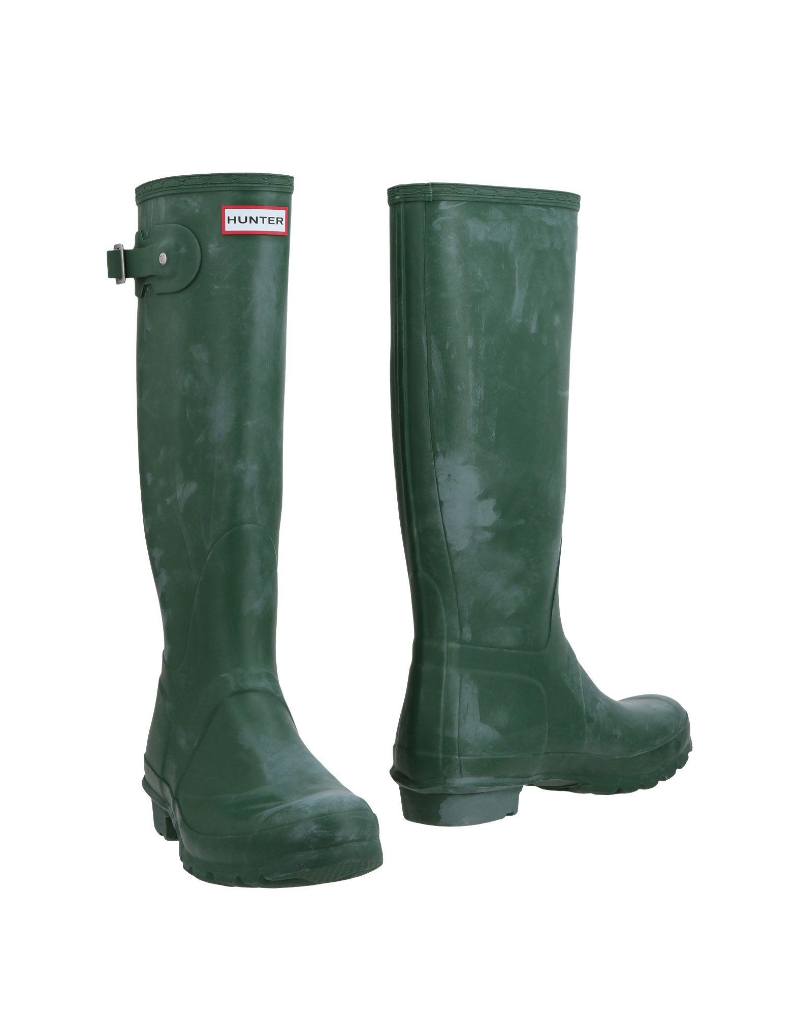 Rabatt Hunter echte Schuhe Hunter Rabatt Stiefelette Herren  11480045ID ff69c5