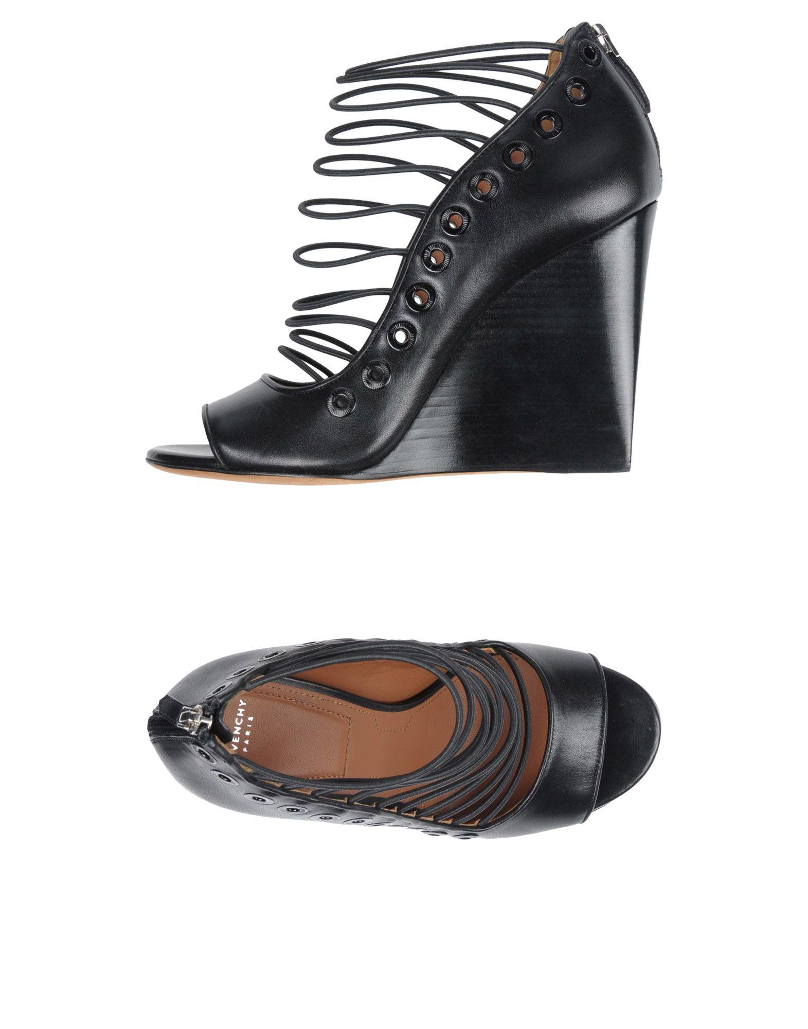 Escarpins Givenchy Femme - Escarpins Givenchy Noir Chaussures femme pas cher homme et femme