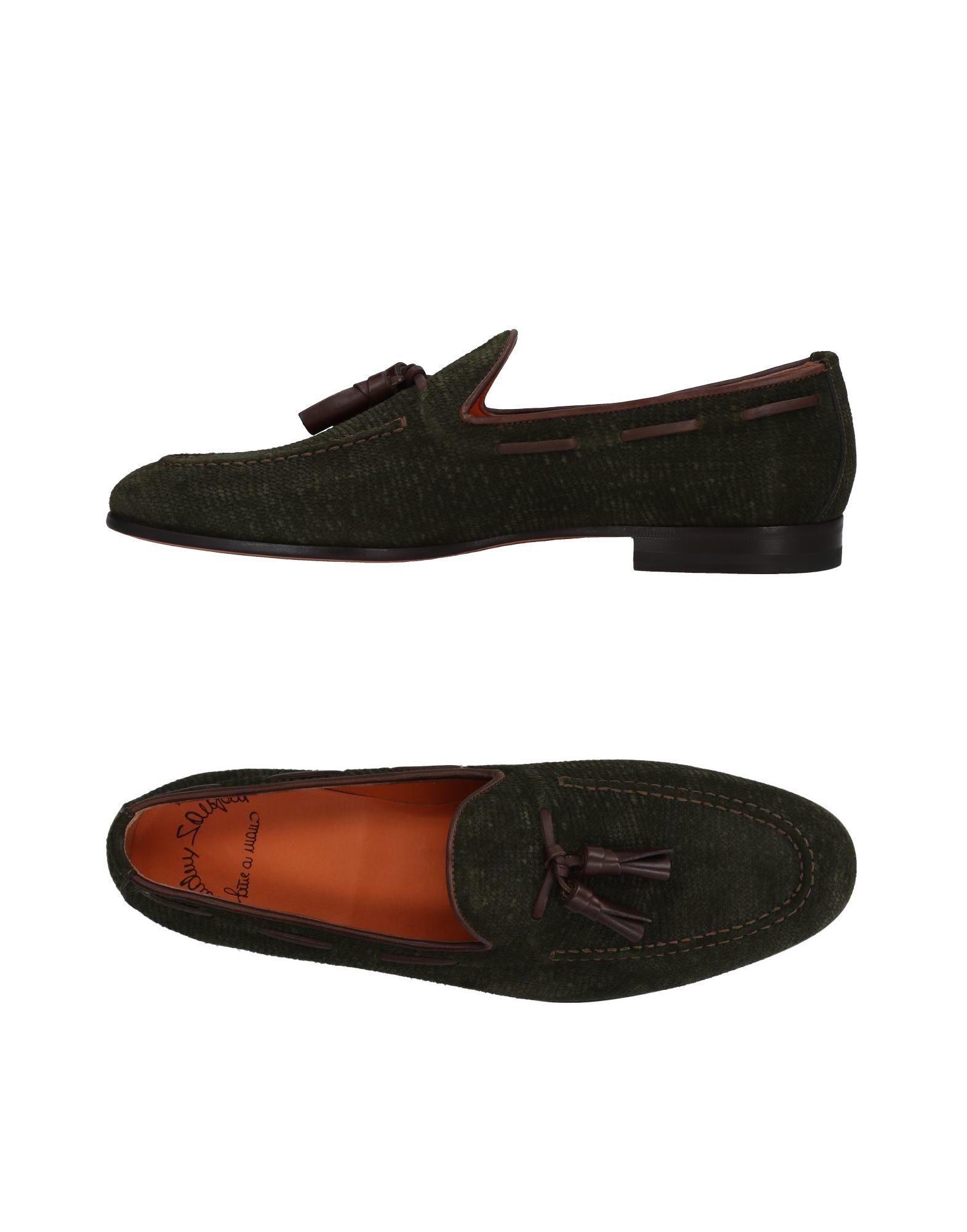 Santoni Mokassins Herren  11480084WS Gute Qualität beliebte Schuhe
