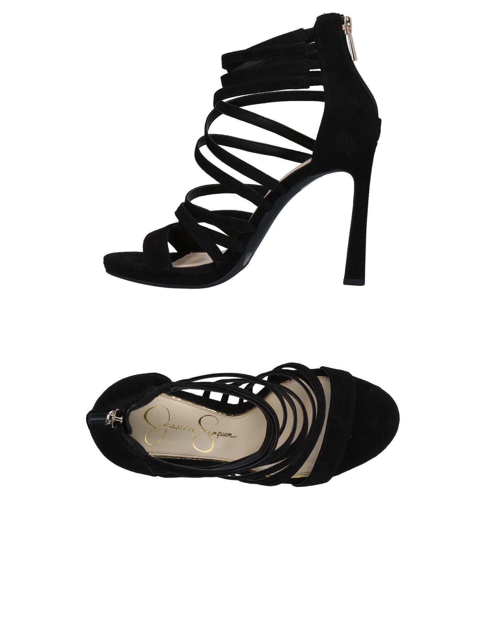 Jessica Simpson Sandalen Damen  11480198CH Gute Qualität beliebte Schuhe