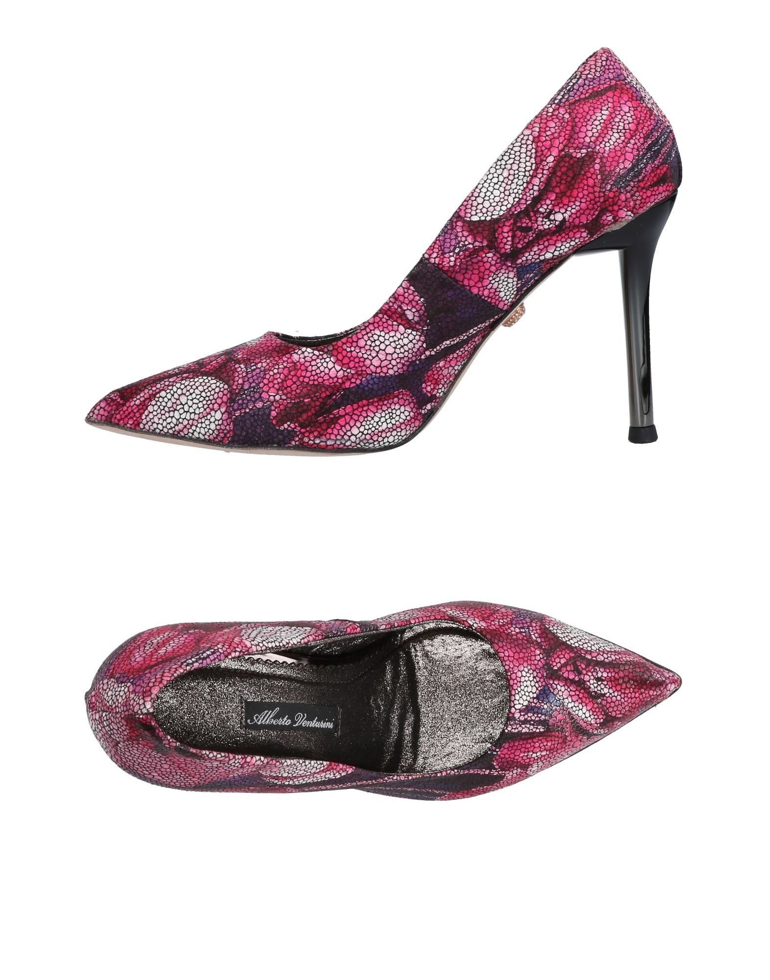 Stilvolle billige Schuhe Alberto Venturini Pumps Damen  11480202LL