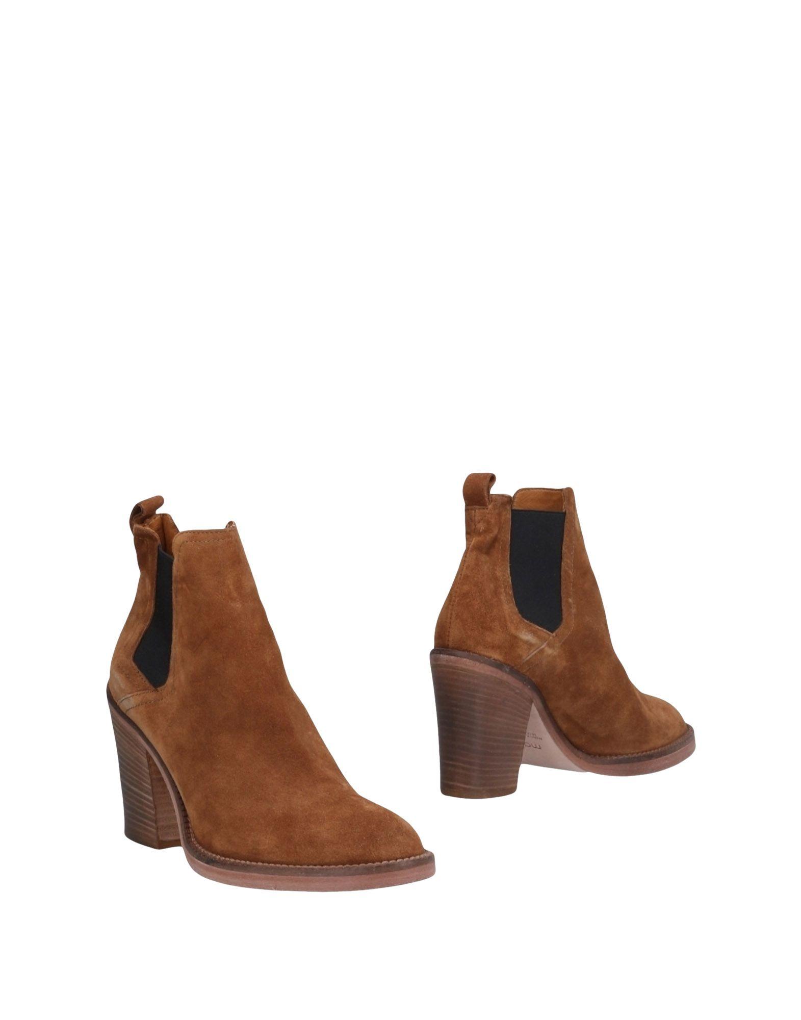 Stilvolle billige Schuhe Maje Chelsea Boots Damen  11480212CO