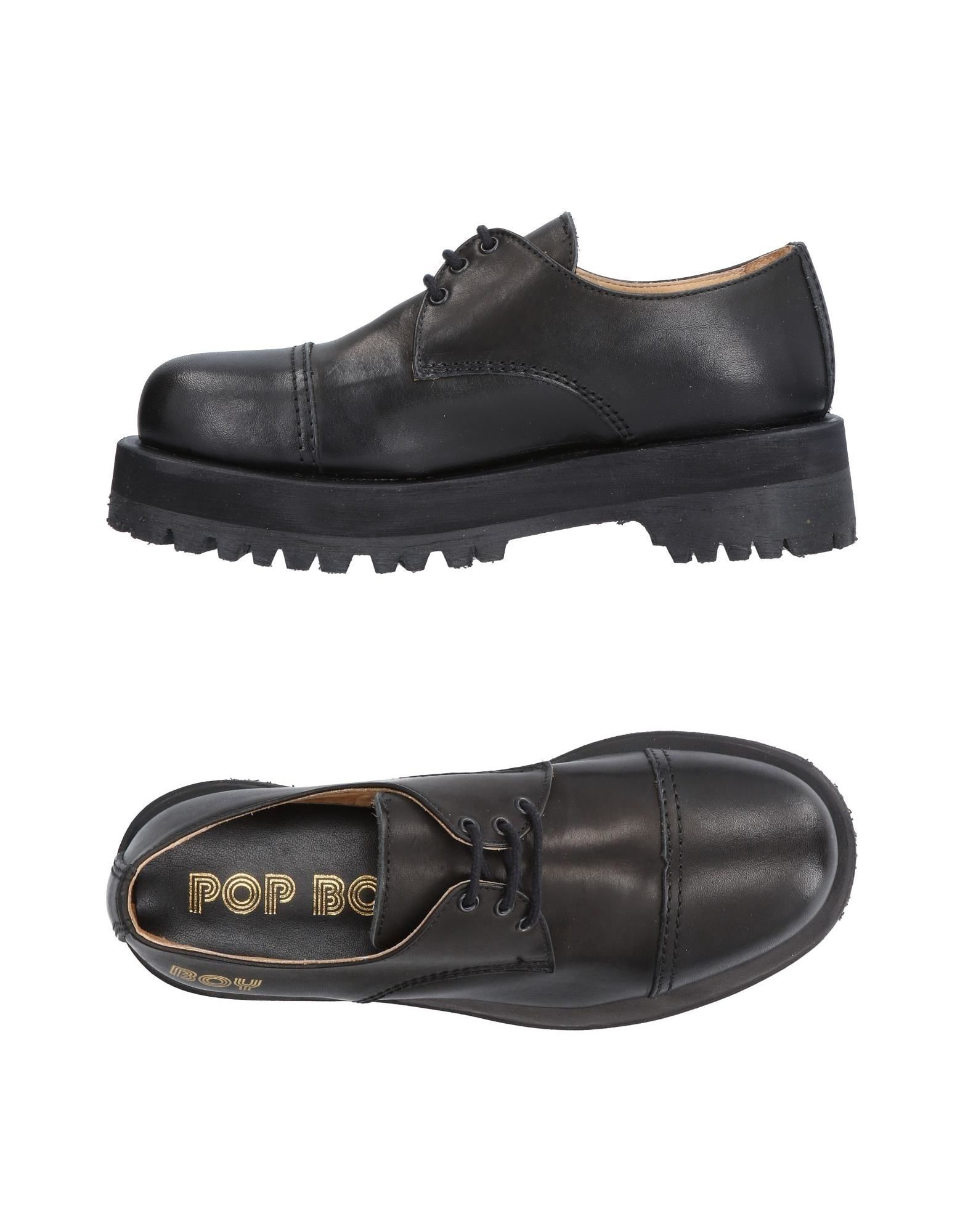 Pop Boy Schnürschuhe Damen 11480215QN Gute Qualität beliebte Schuhe