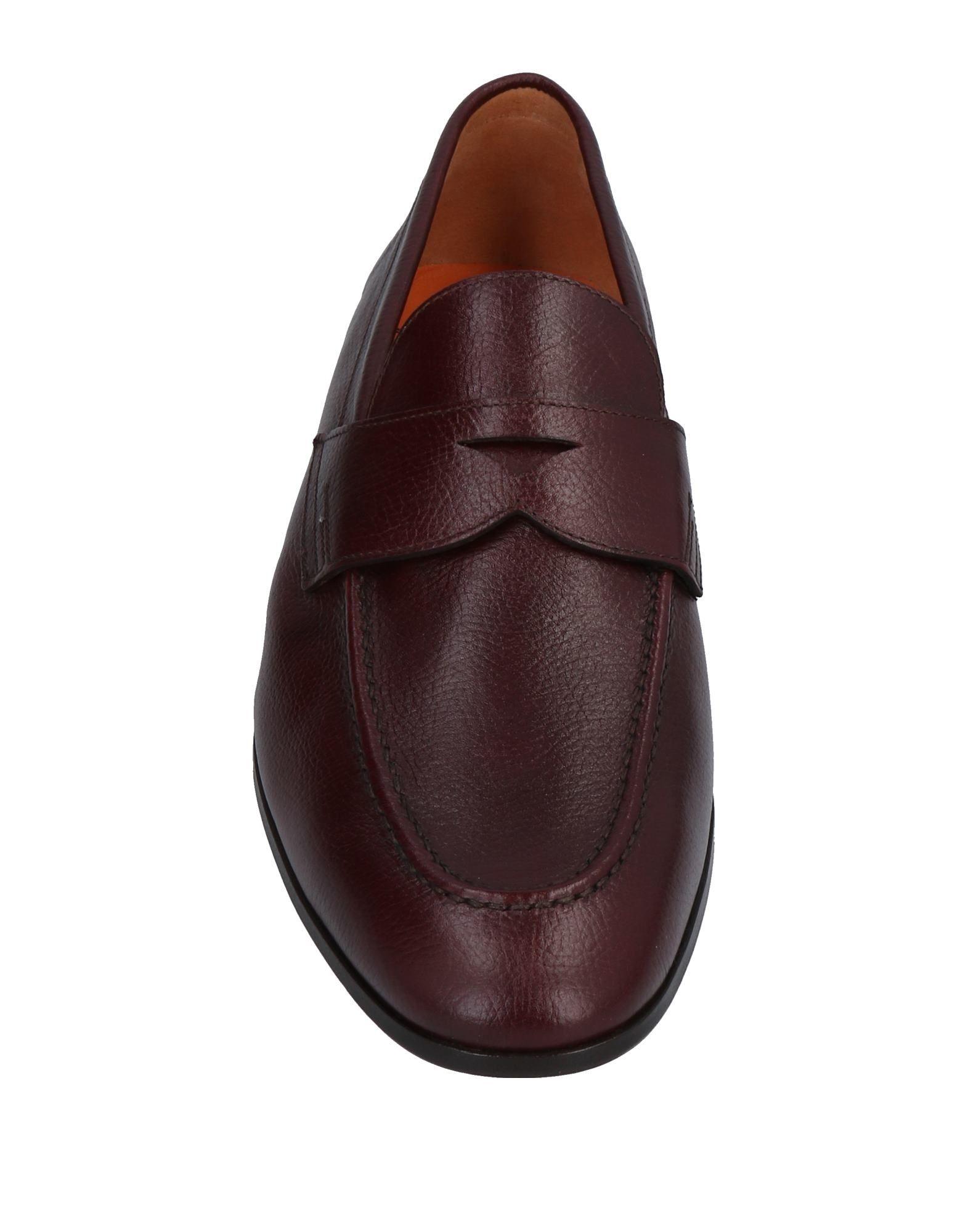 Santoni Mokassins Herren  11480236JS Gute Qualität beliebte Schuhe