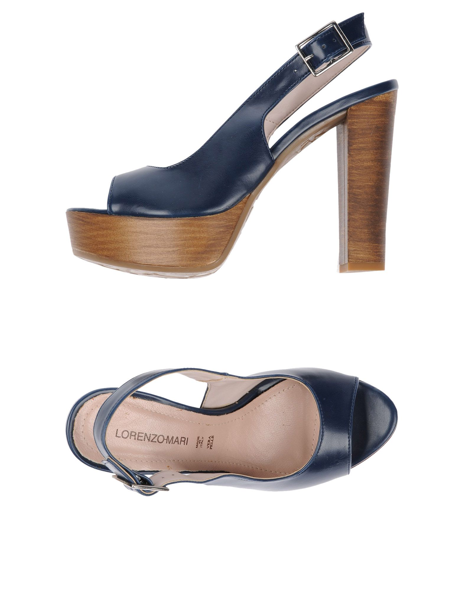 Lorenzo Mari Sandalen Damen  11480237JJ Gute Qualität beliebte Schuhe