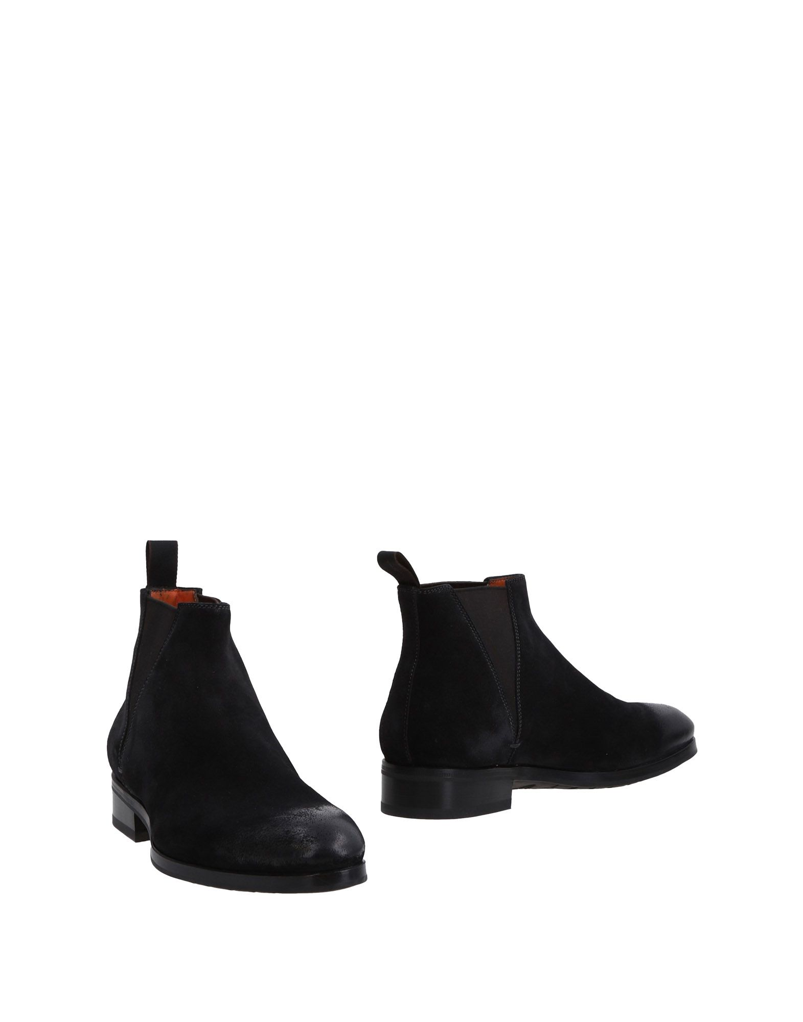 Günstige und modische Schuhe Santoni Stiefelette Herren  11480271SO