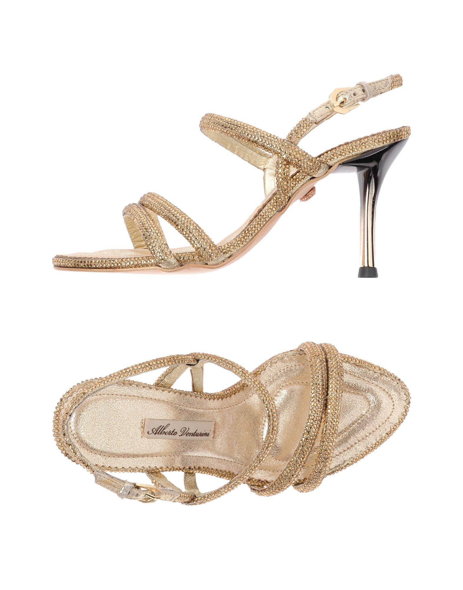 Stilvolle billige Schuhe Alberto Venturini Sandalen Damen  11480283PJ