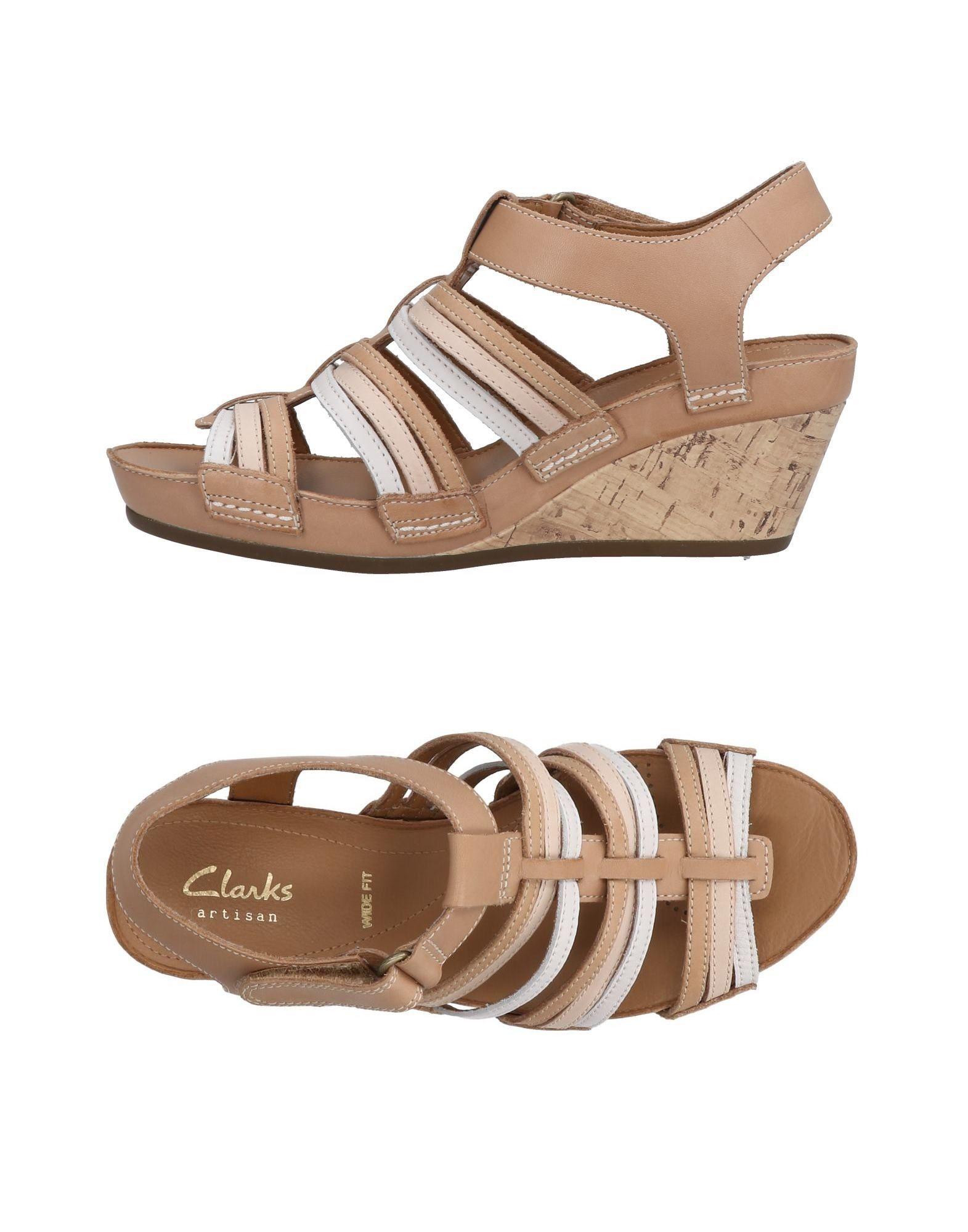Moda Sandali Sandali Moda Clarks Donna - 11480312GO d2e7ca