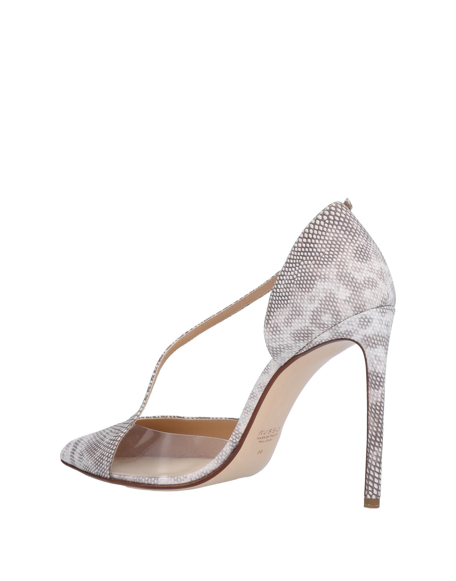 Francesco Russo Pumps Damen  Schuhe 11480332WOGünstige gut aussehende Schuhe  091343