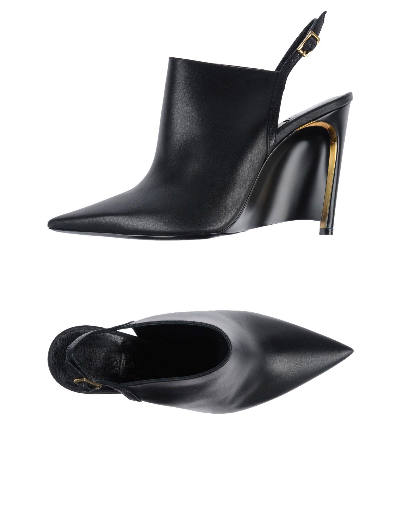 Lanvin Pumps Damen  11480371JDGünstige gut aussehende Schuhe