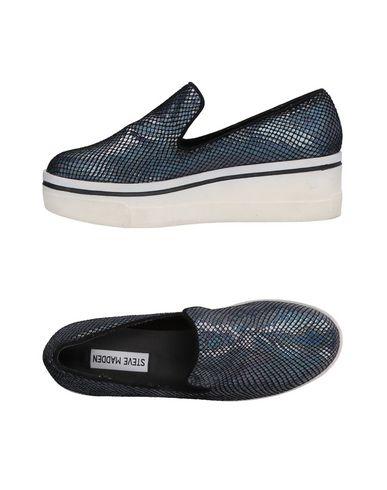 Los últimos zapatos de descuento para Steve hombres y mujeres Mocasín Steve para Madd Mujer - Mocasines Steve Madd - 11480444HH Azul oscuro fcf3f8