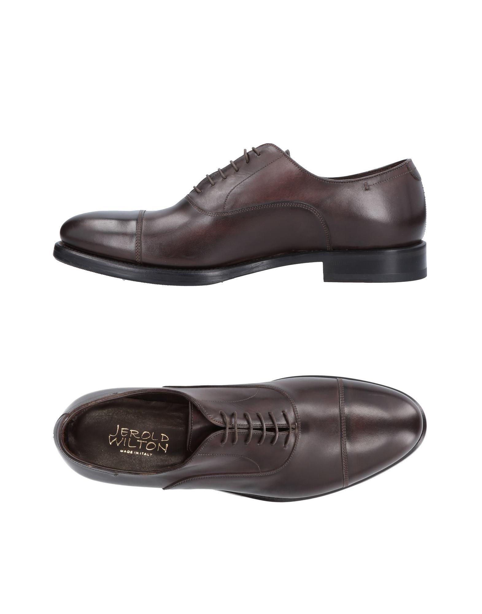 Rabatt echte Schuhe Jerold Wilton Schnürschuhe Herren  11480466DF