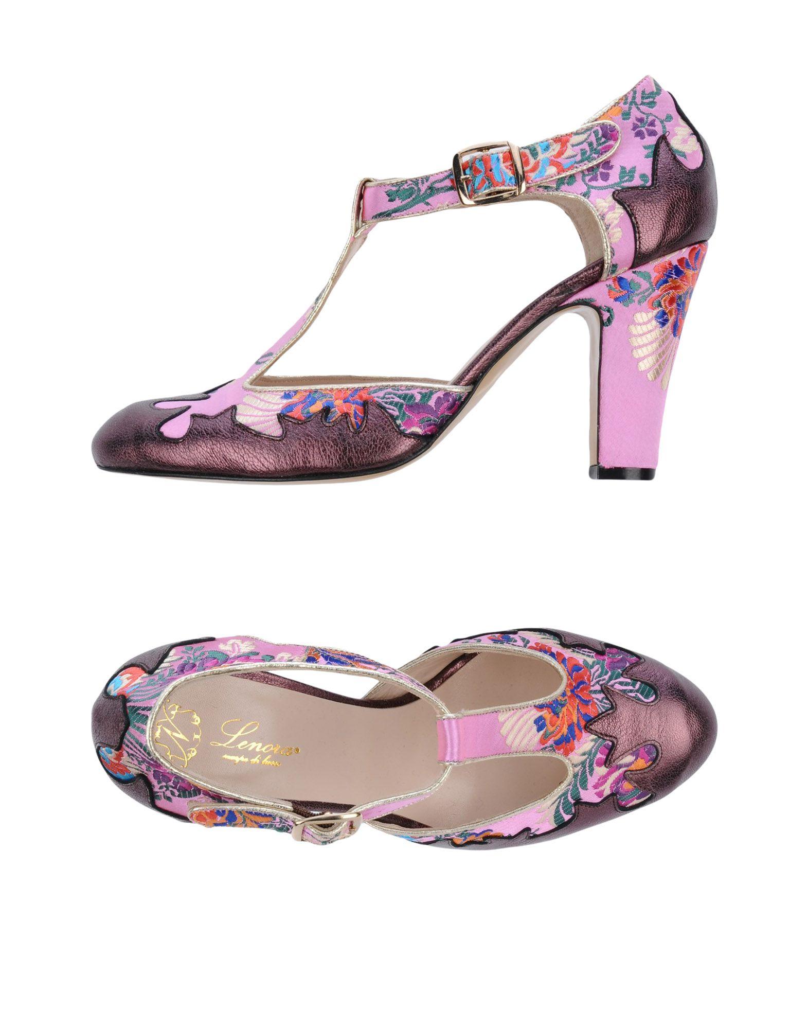 Lenora Pumps 11480500KLGut Damen  11480500KLGut Pumps aussehende strapazierfähige Schuhe edd103