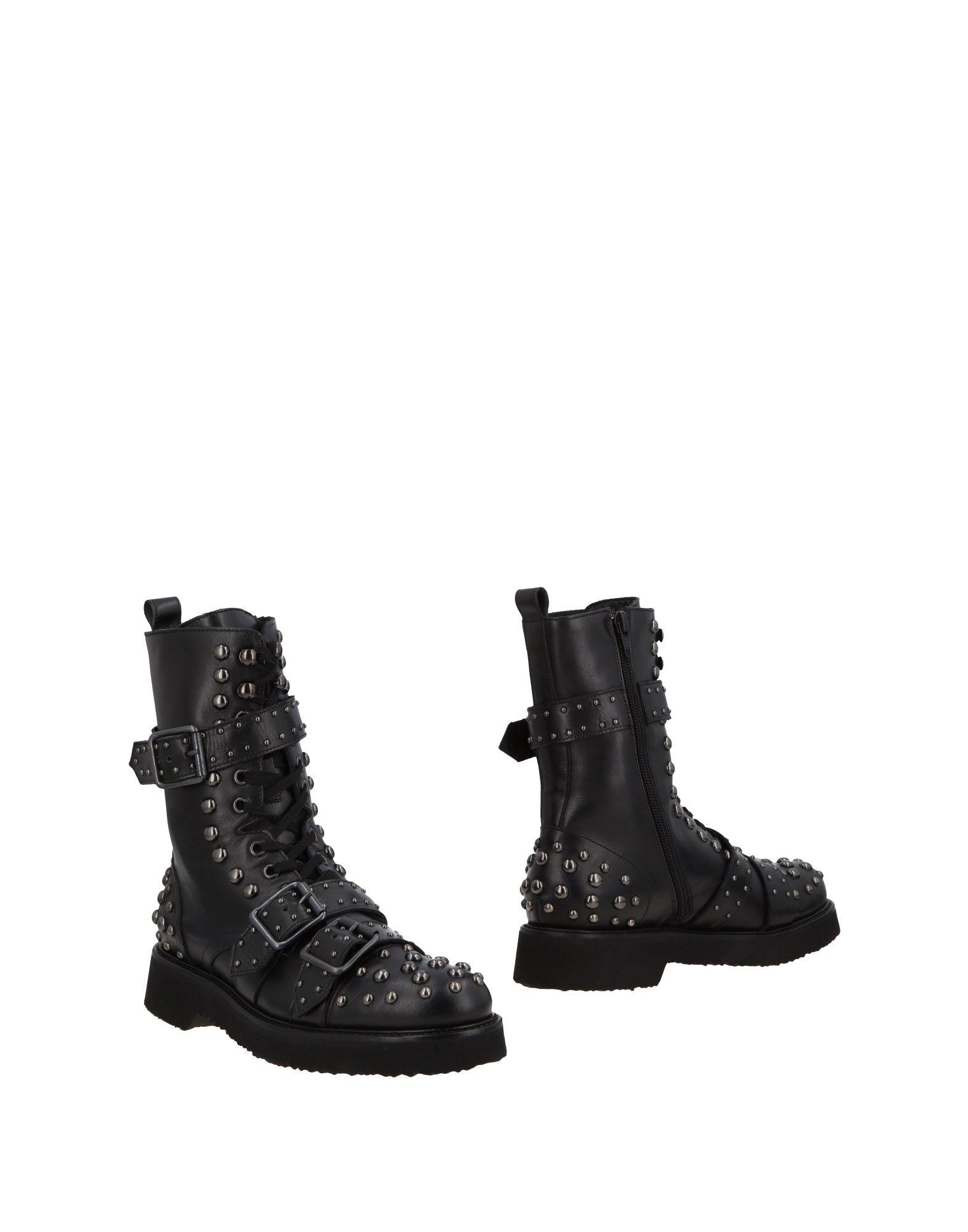 Stilvolle billige Schuhe By A. 11480524VG Stiefelette Damen  11480524VG A. 01d252