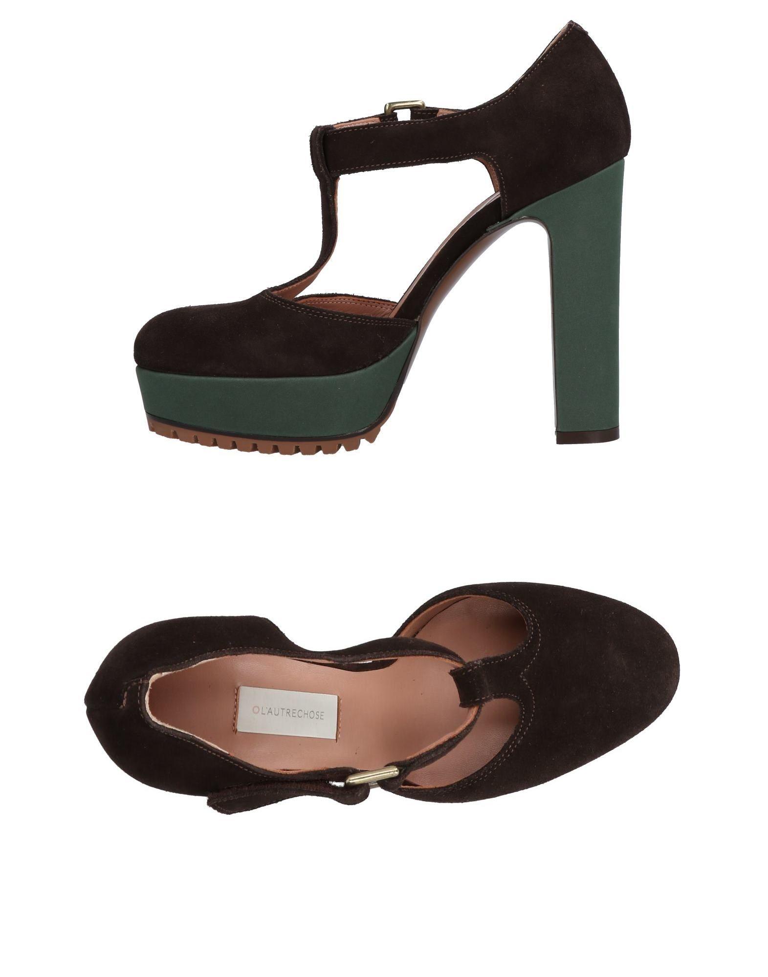 L' Autre Chose aussehende Pumps Damen  11480533UCGut aussehende Chose strapazierfähige Schuhe 0a400f