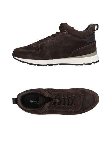 Zapatos con Woolrich descuento Zapatillas Woolrich Hombre - Zapatillas Woolrich con - 11480641XU Café 629c43