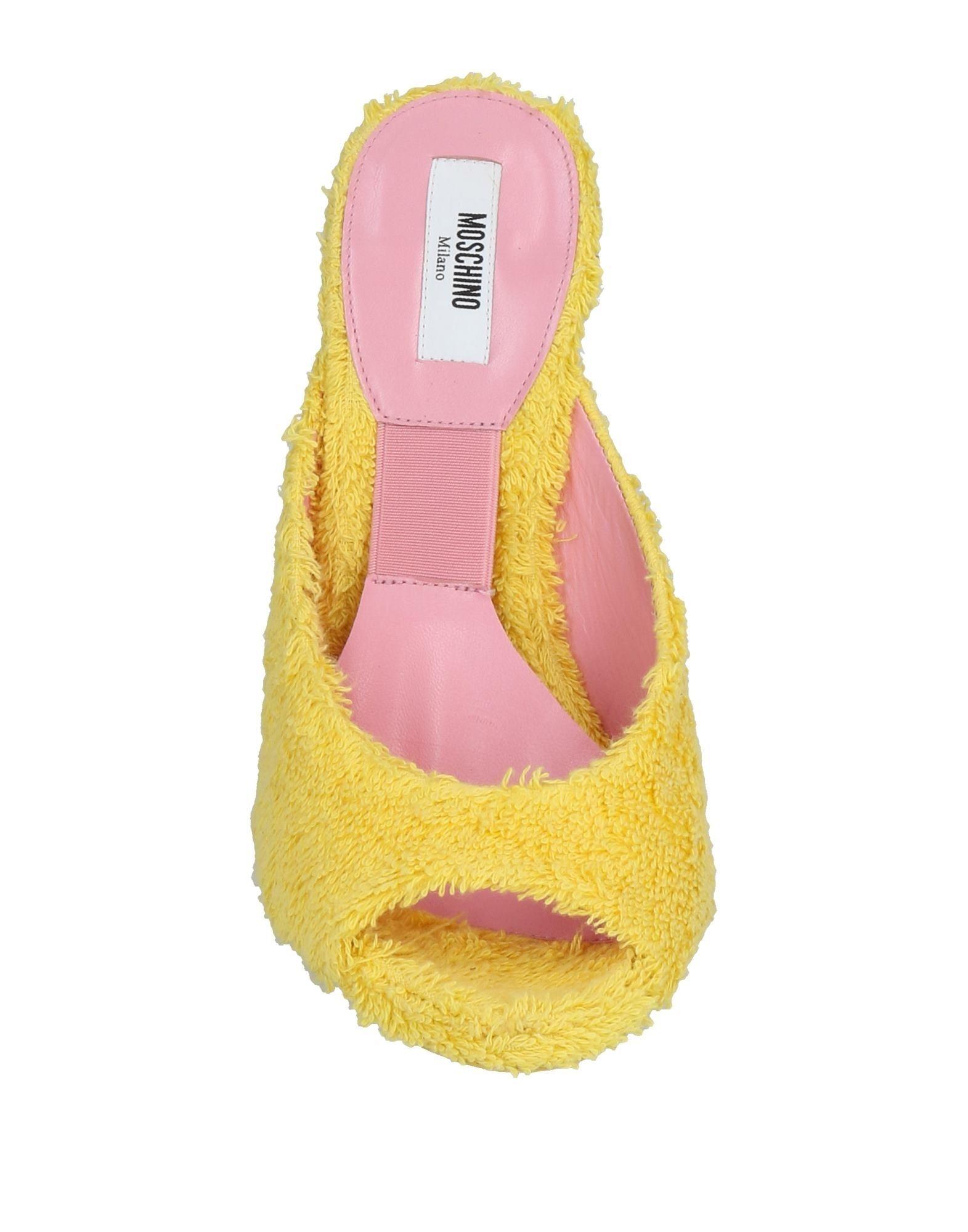 Moschino Sandalen Damen Heiße  11480688MG Heiße Damen Schuhe 297dcd