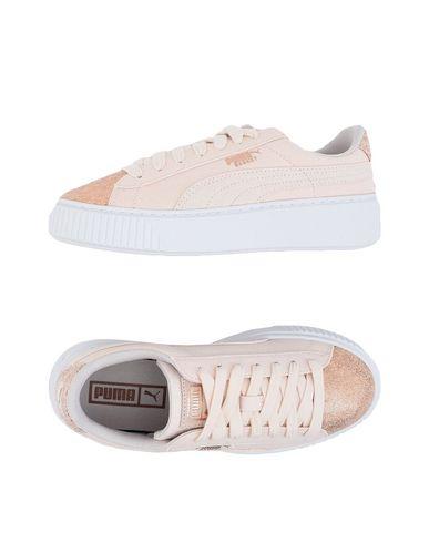 8994db89ca6d Puma Basket Platform Canvas Wn s - Sneakers - Women Puma Sneakers ...