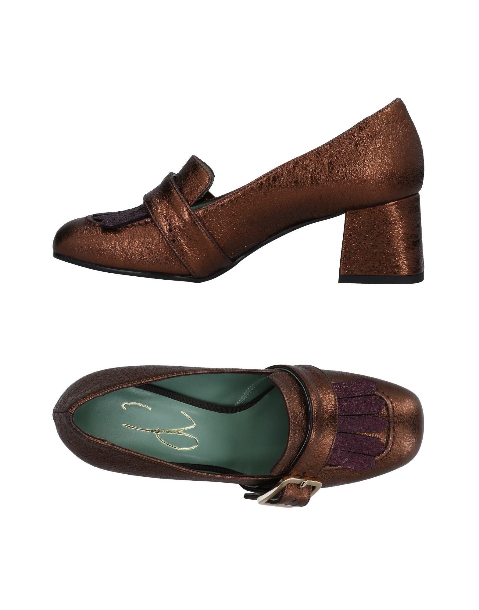 Stilvolle billige Schuhe Paola D'arcano Mokassins Damen  11480708AF
