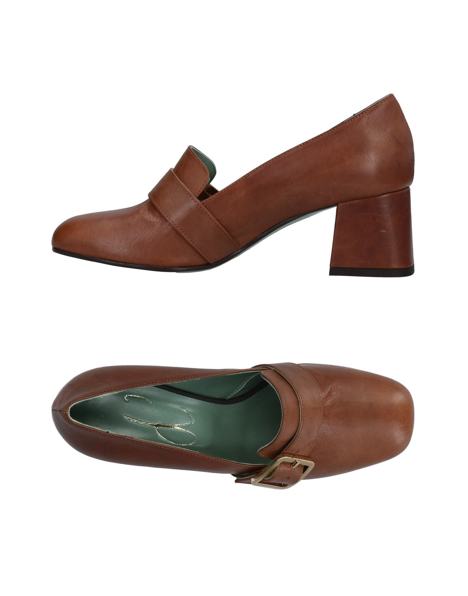 Paola D'arcano Loafers - Women on Paola D'arcano Loafers online on Women  United Kingdom - 11480737TQ a94831