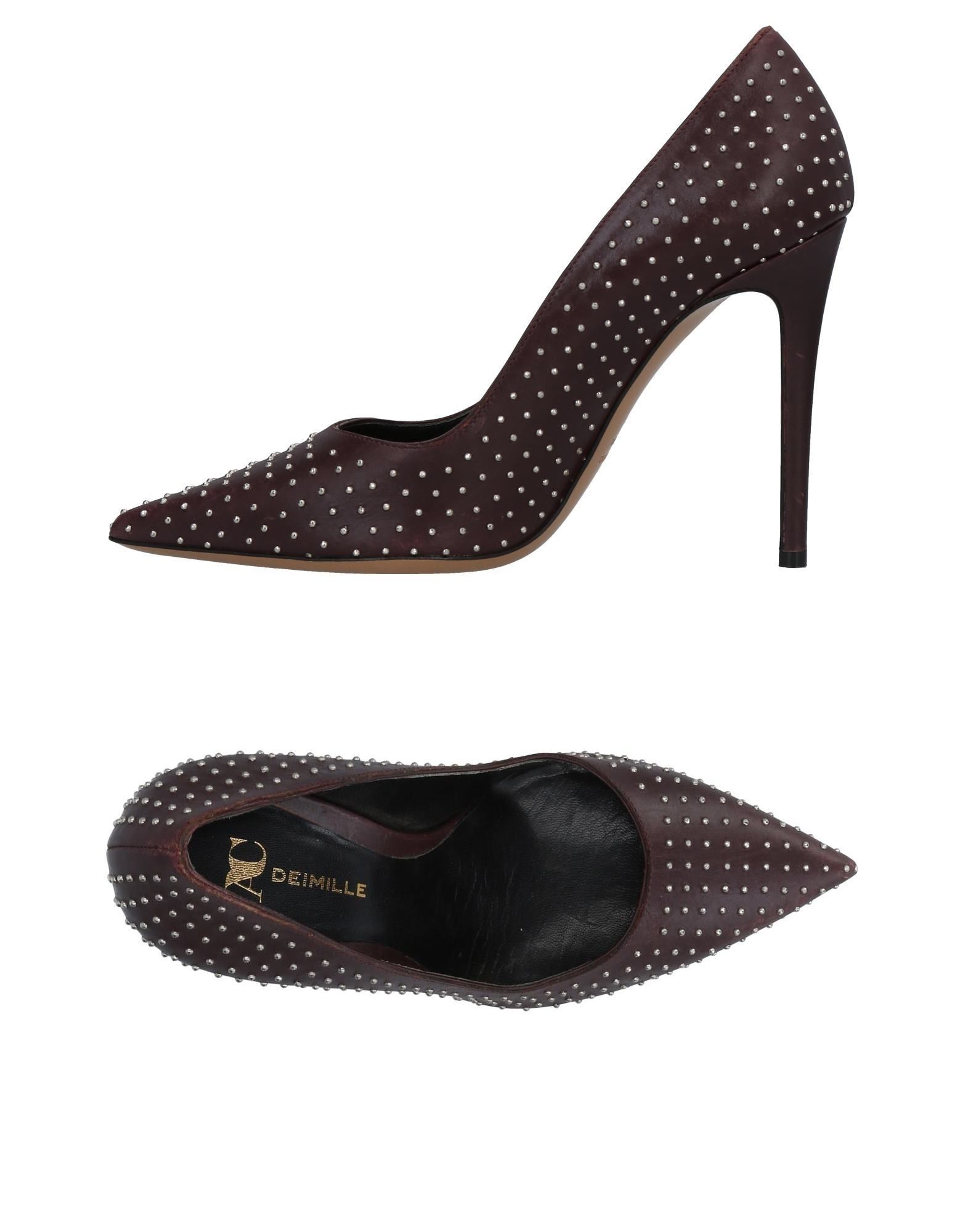 Deimille Gute Pumps Damen  11480775EV Gute Deimille Qualität beliebte Schuhe 4b1117
