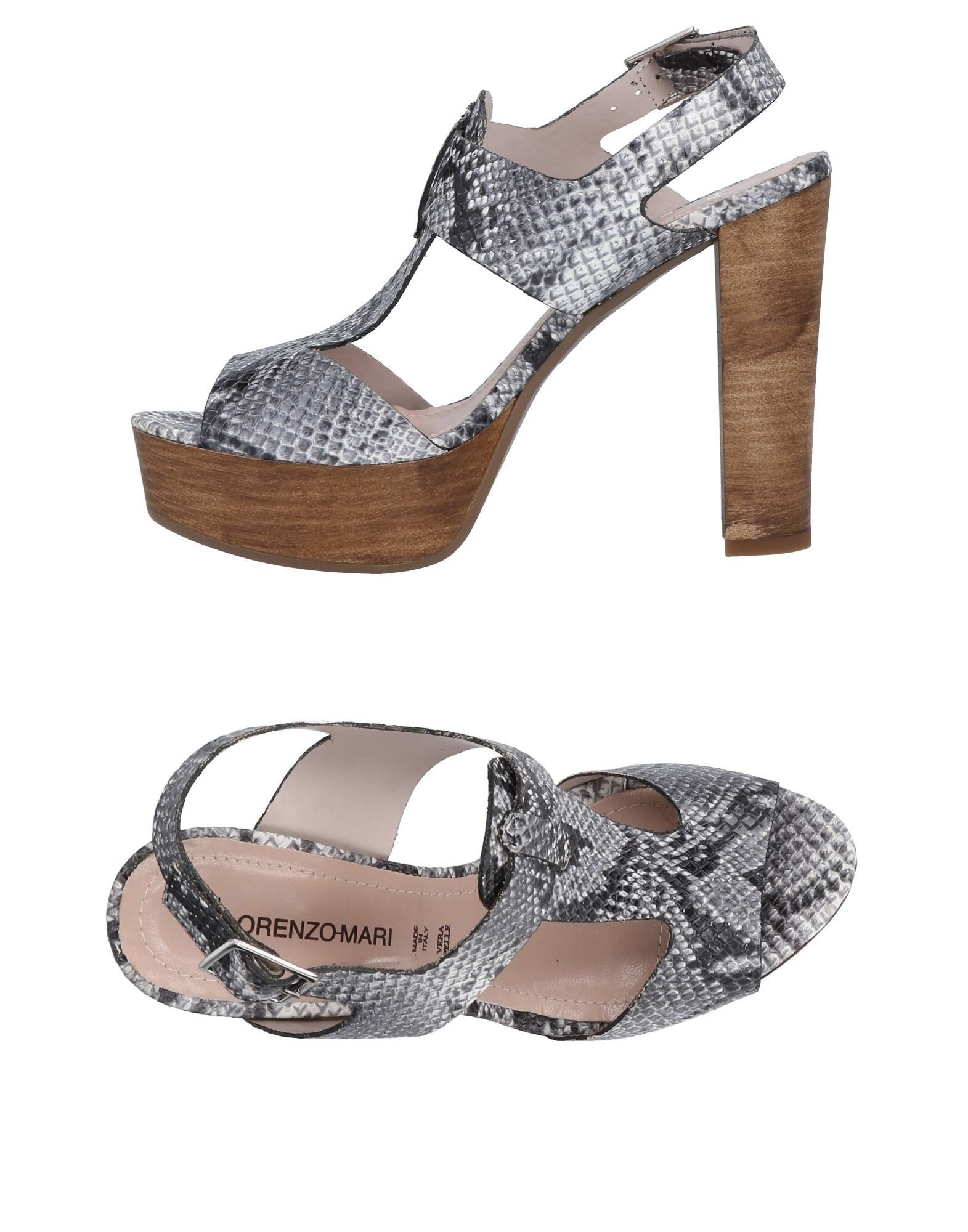 Lorenzo Mari Sandalen Damen  11480861BB Gute Qualität beliebte Schuhe