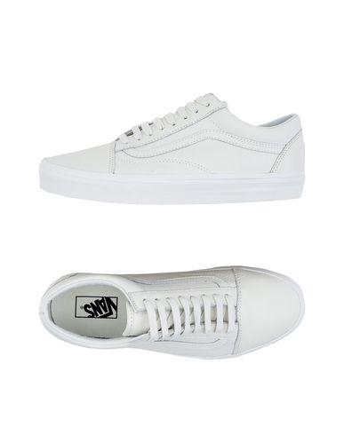 Zapatos con descuento Zapatillas Vans Ua Old Skool - Hombre - Zapatillas Vans - 11480868DT Blanco