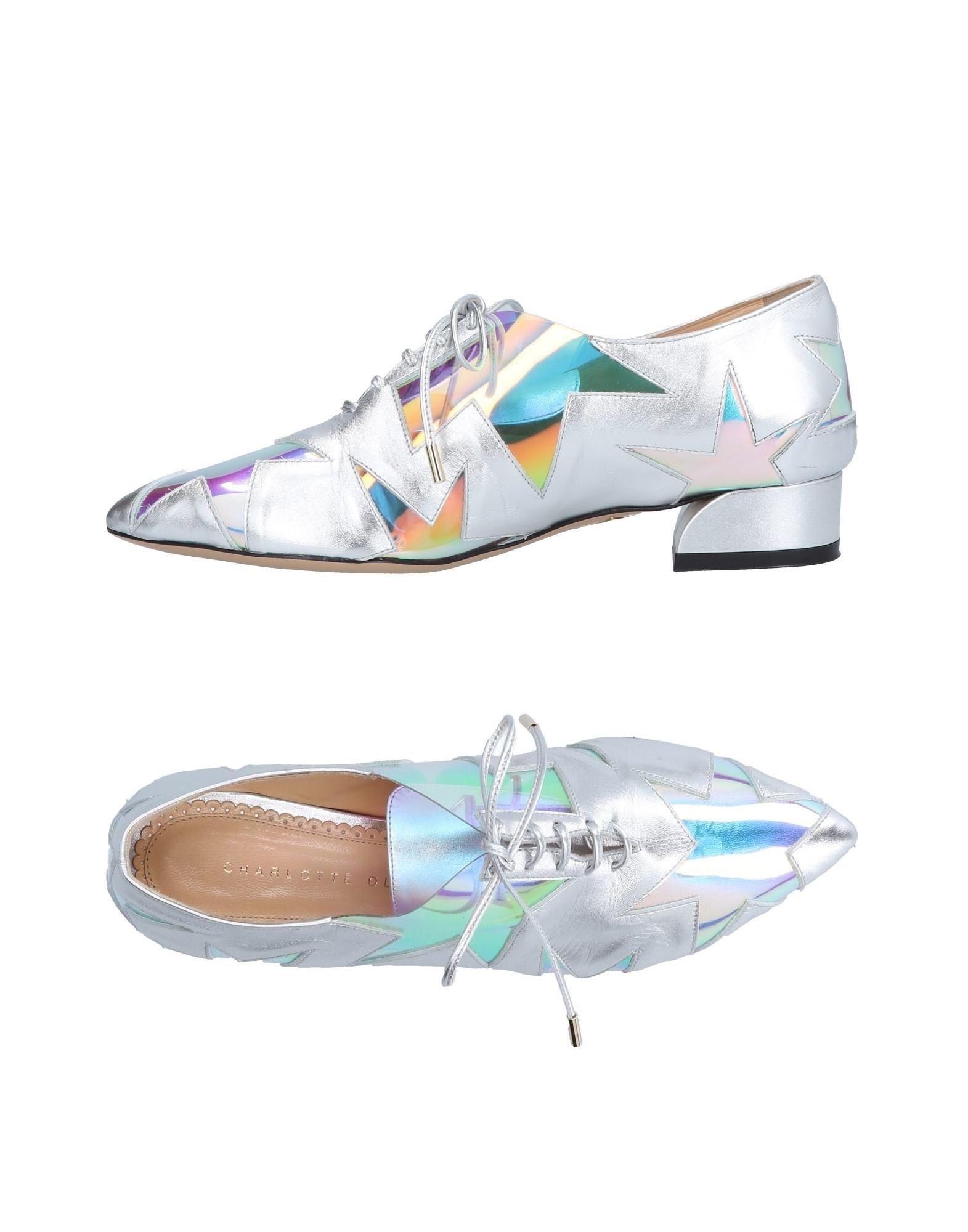 Charlotte Olympia Schnürschuhe Damen  11480944JHGut aussehende strapazierfähige Schuhe