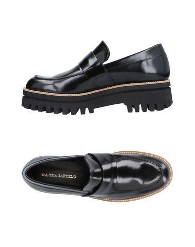 Los para últimos zapatos de descuento para Los hombres y mujeres Mocasín Paloma Barceló Mujer - Mocasines Paloma Barceló - 11480979SM Negro b21410