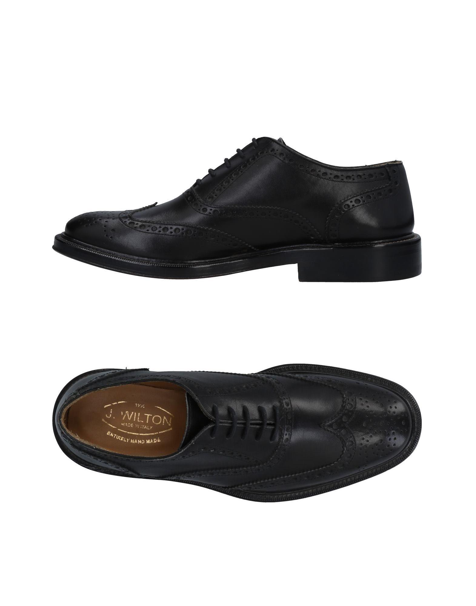 Rabatt echte  Schuhe J.Wilton Schnürschuhe Herren  echte 11480981KV 2e6b44