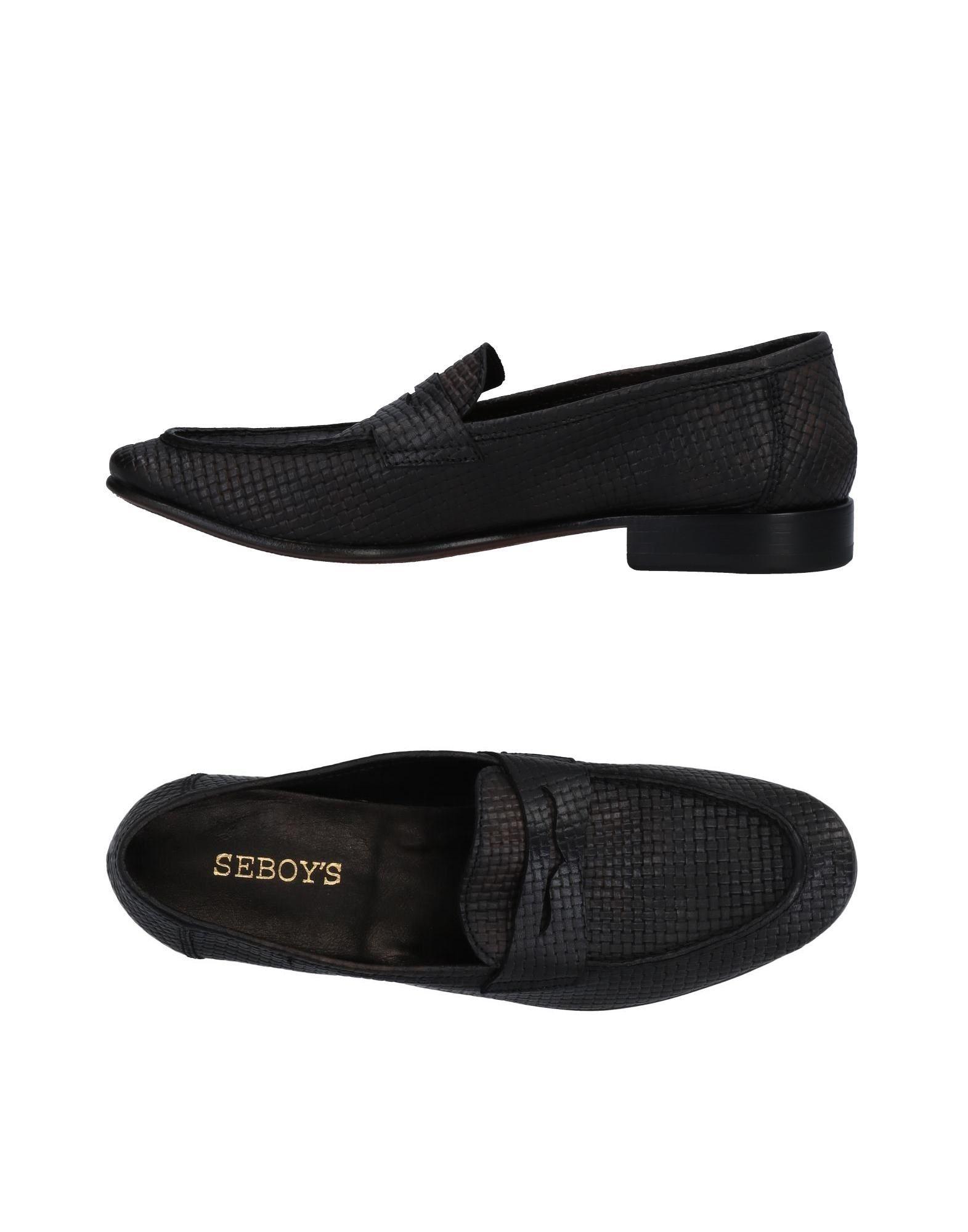 Scarpe economiche e resistenti Mocassino Seboy's Donna - 11480991VE