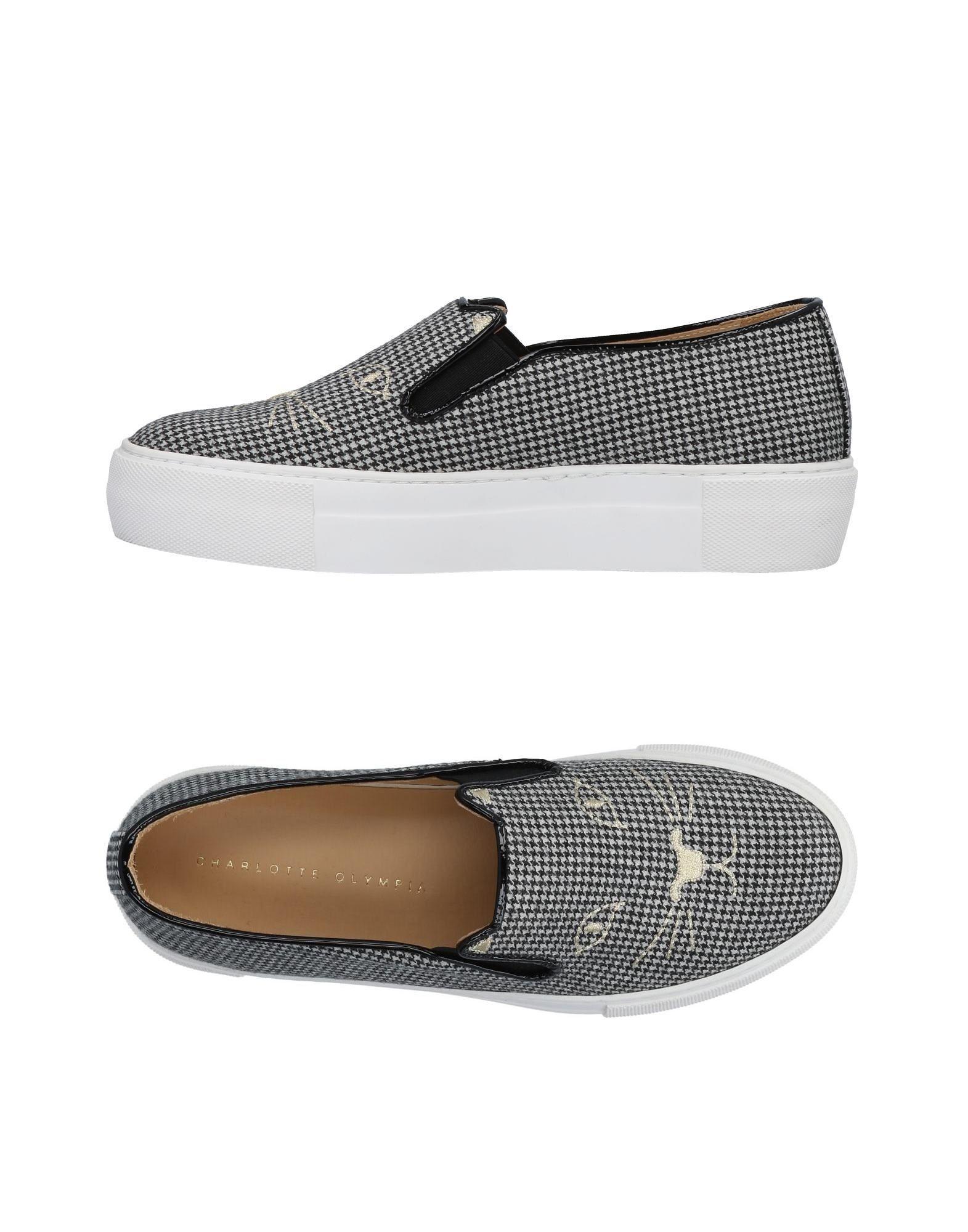 Rabatt Schuhe Charlotte Olympia Sneakers Damen  11480998ME