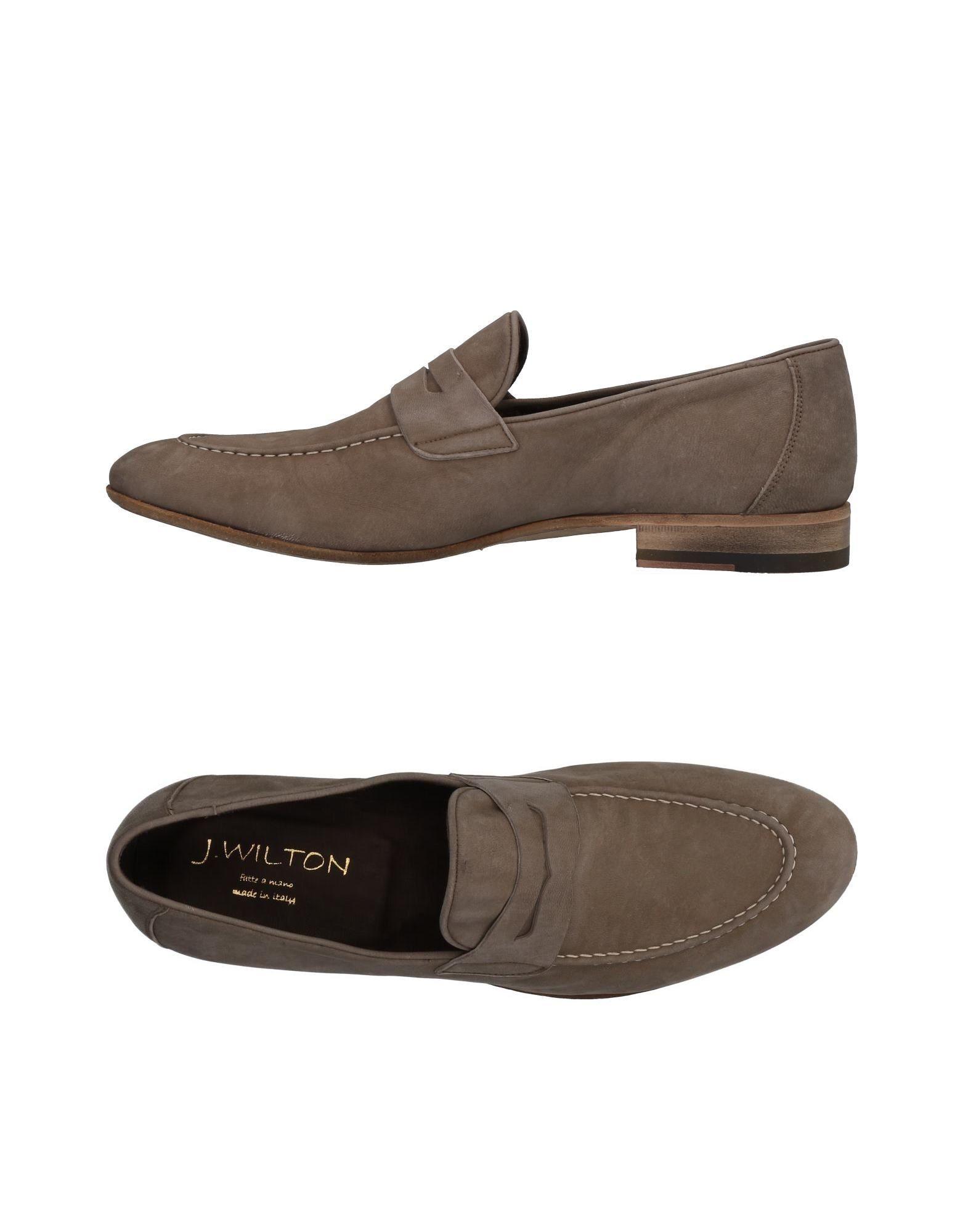 Rabatt echte Schuhe J.Wilton Mokassins Herren  11481003VS