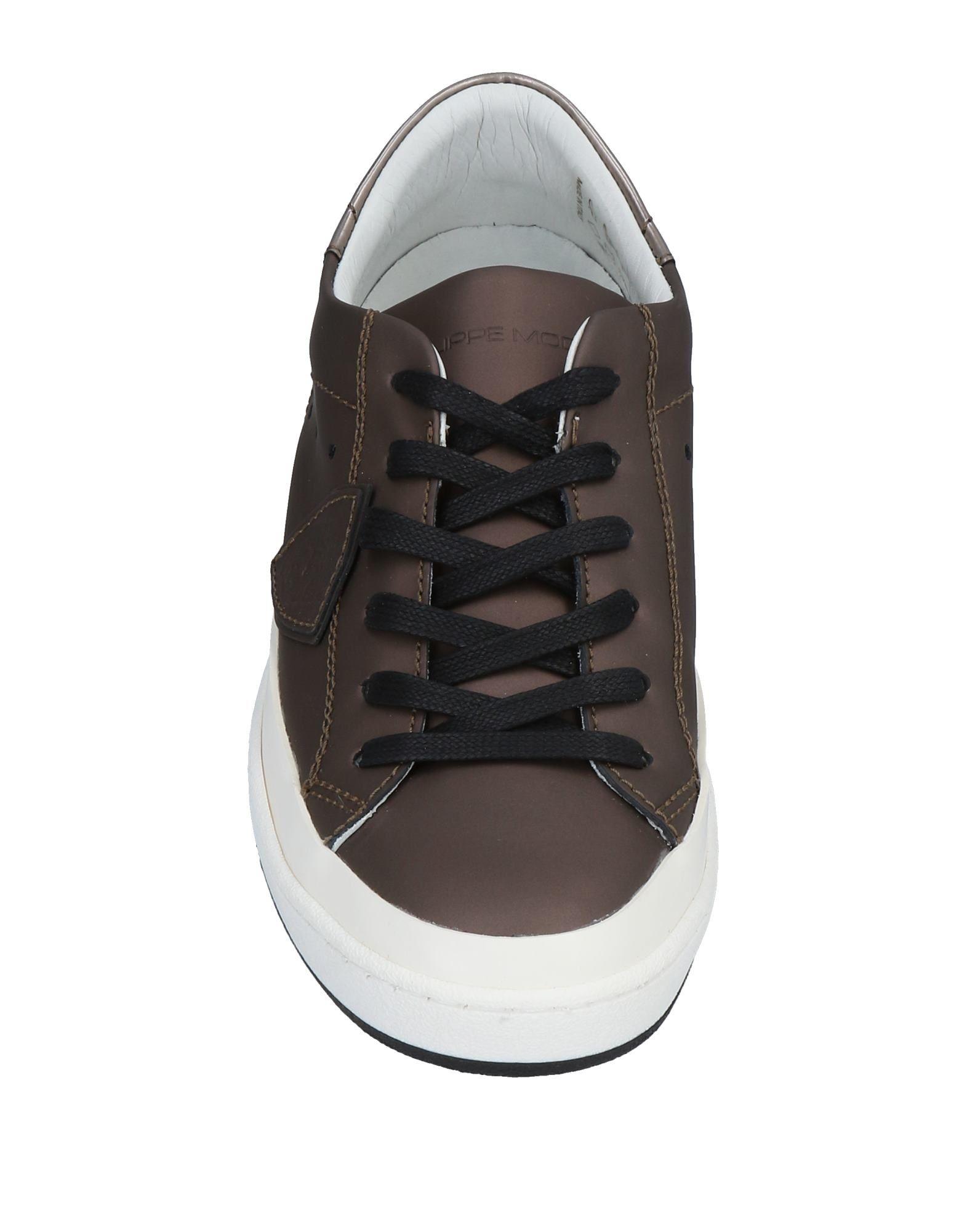 Stilvolle Model billige Schuhe Philippe Model Stilvolle Sneakers Damen  11481024RM ba0f73