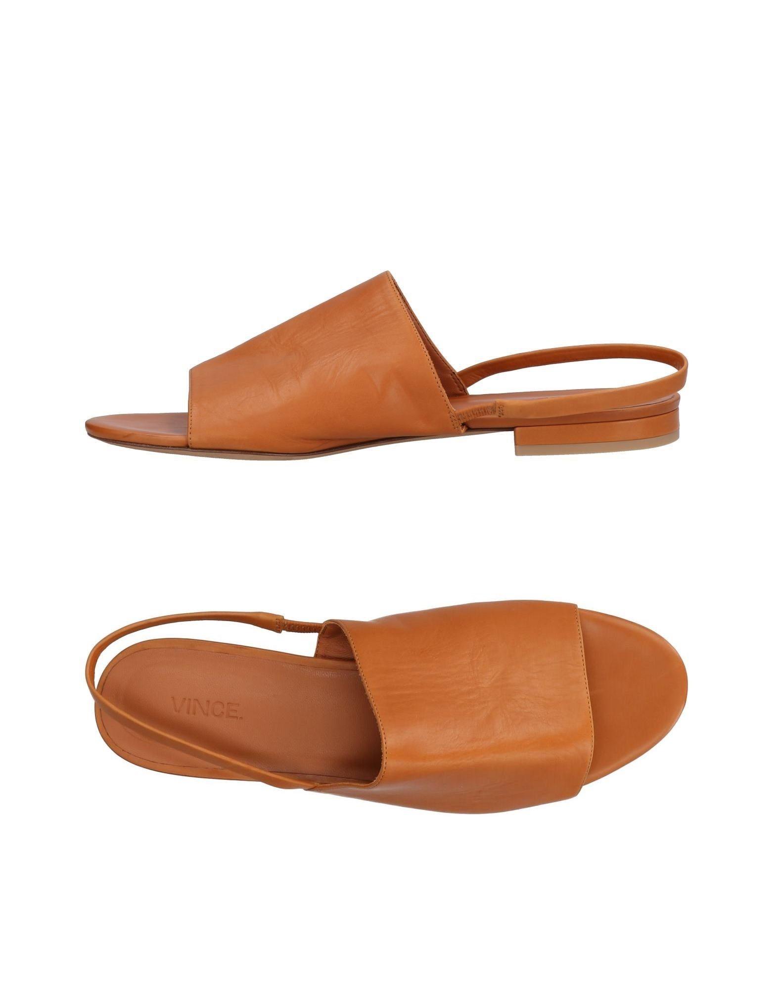 Vince. Sandals - Women  Vince. Sandals online on  Women Australia - 11481040VF 3e6b9f