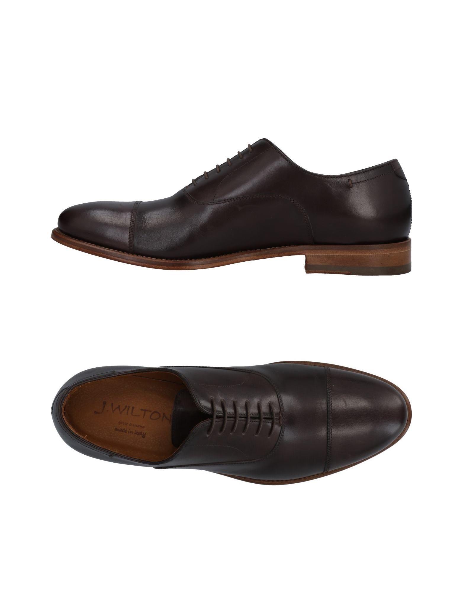 Rabatt echte Schuhe J.Wilton Schnürschuhe Herren  11481053FA