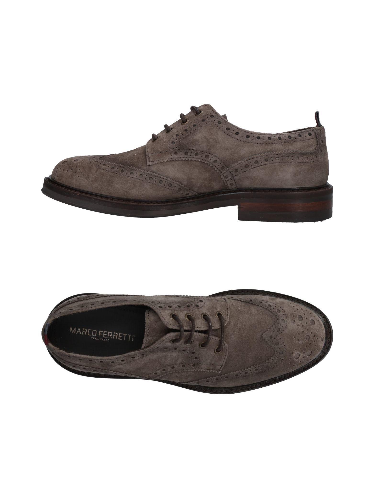 Marco Ferretti Schnürschuhe Herren  11481077PI Gute Qualität beliebte Schuhe
