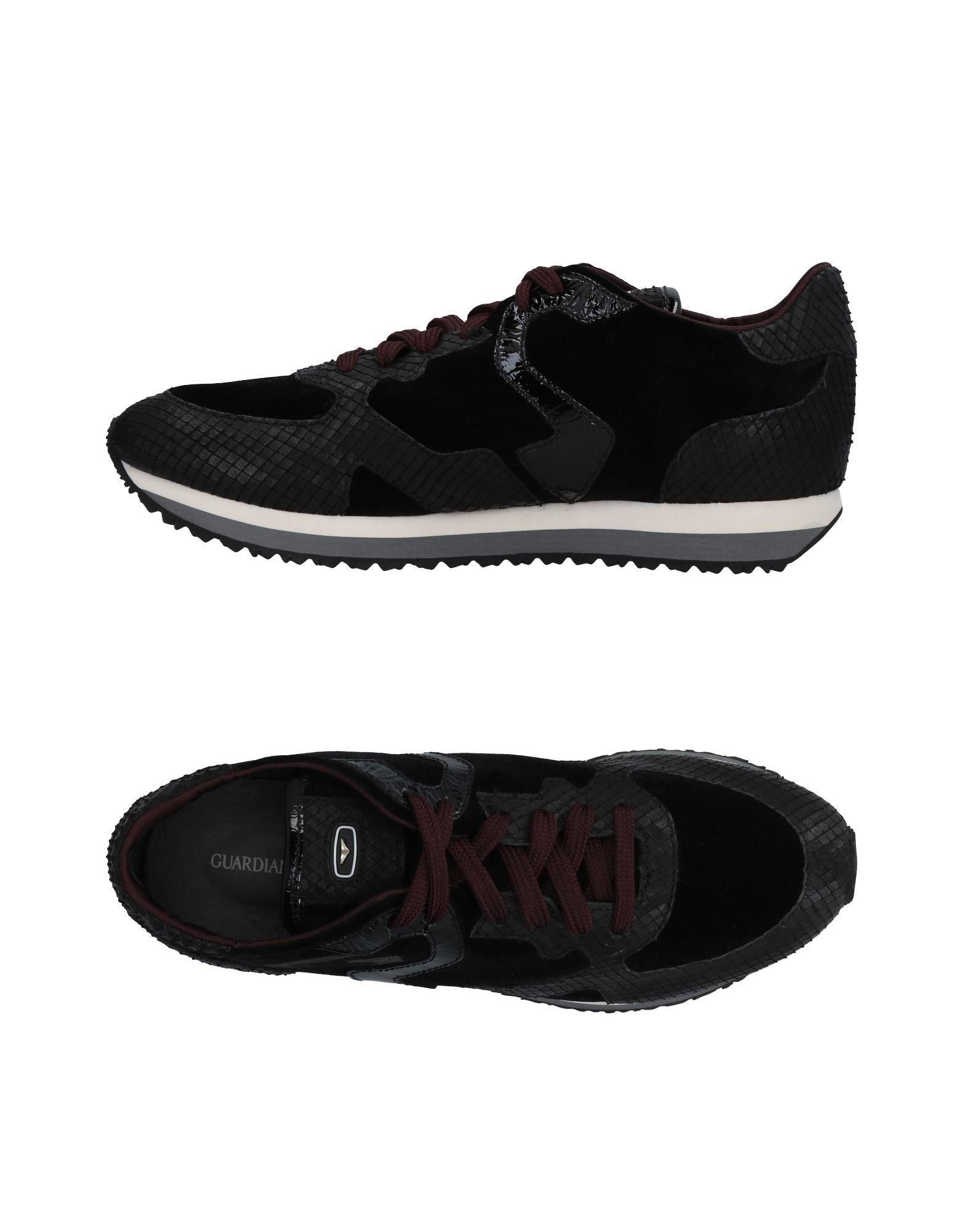 Rabatt echte Schuhe Alberto Guardiani Sneakers Herren  11481082NB