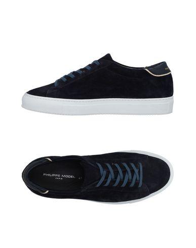 Zapatos con descuento Zapatillas Philippe Model Hombre - Zapatillas Philippe Model - 11481108NW Negro