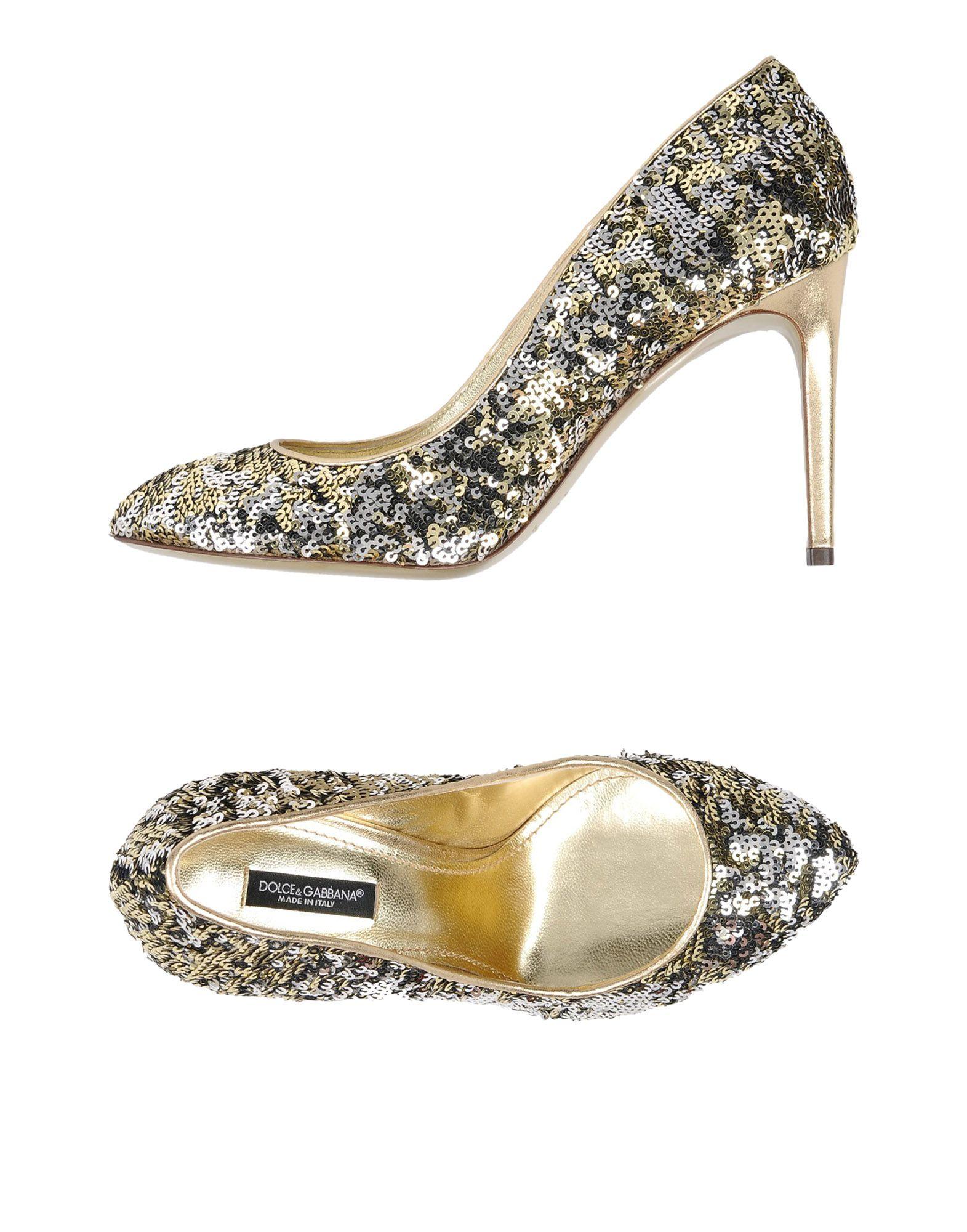 Dolce & Gabbana Pumps Damen  11481131UDGünstige gut aussehende Schuhe