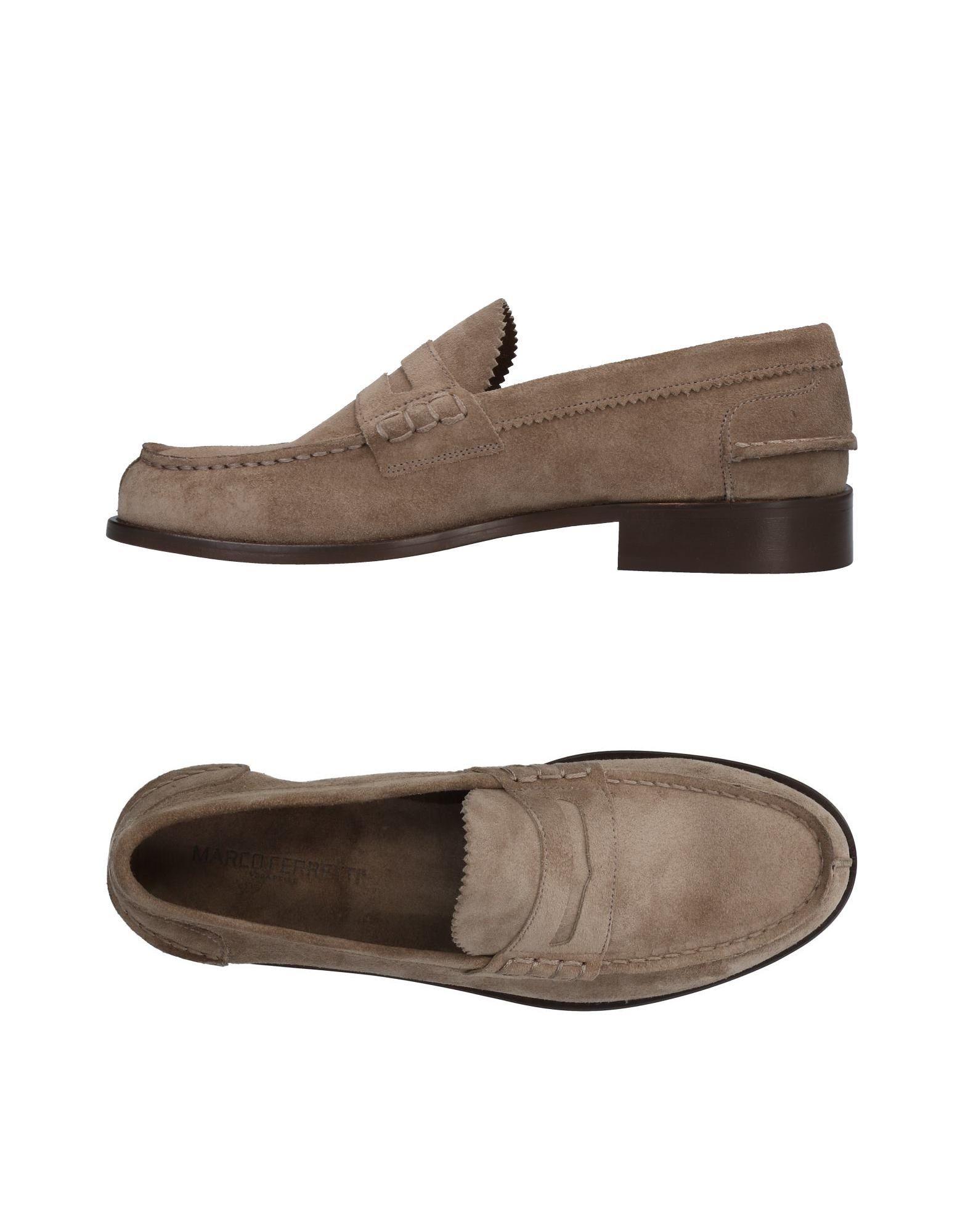 Rabatt Ferretti echte Schuhe Marco Ferretti Rabatt Mokassins Herren  11481132NH 37ecbf