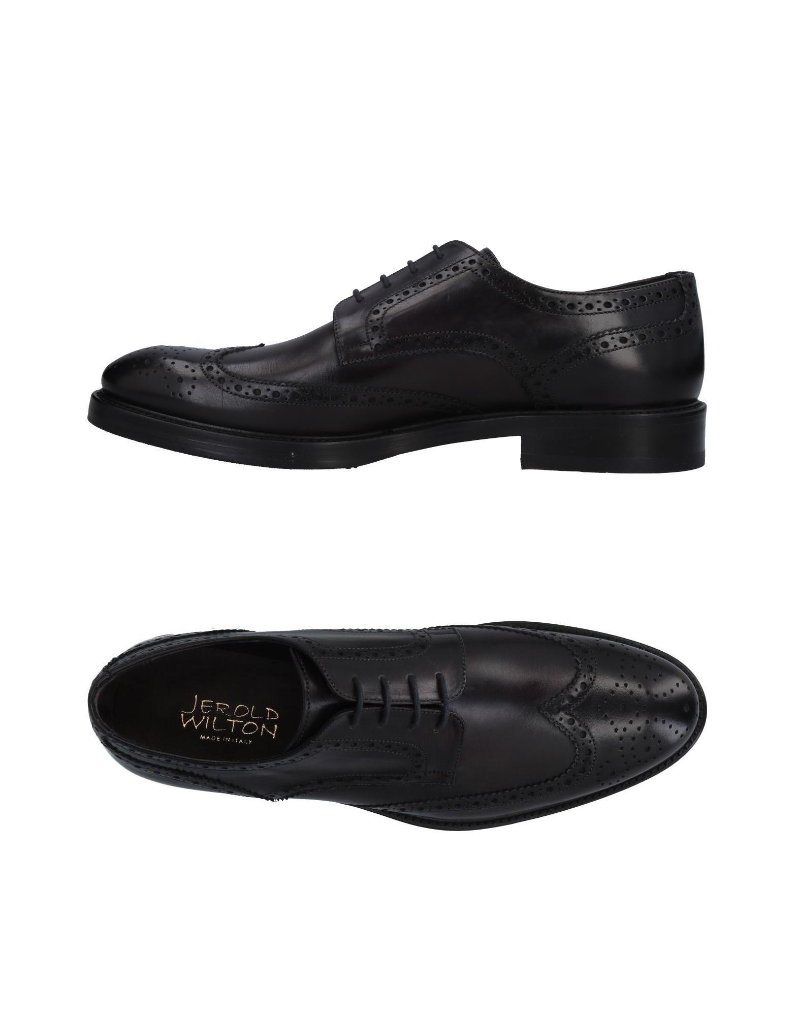 Chaussures - Chaussures À Lacets Jerold Wilton 3CvwusqVmR