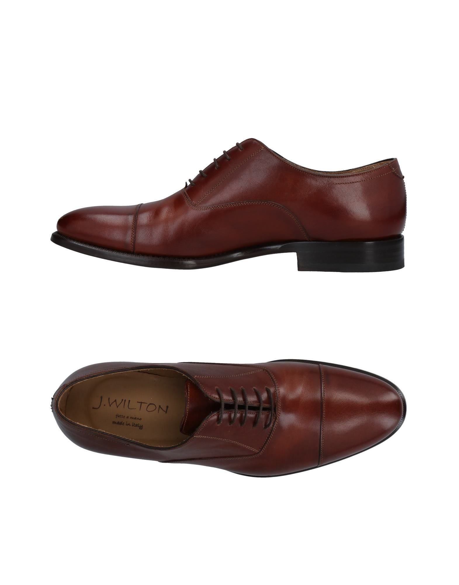 Rabatt echte Schuhe J.Wilton Schnürschuhe Herren  11481215UP