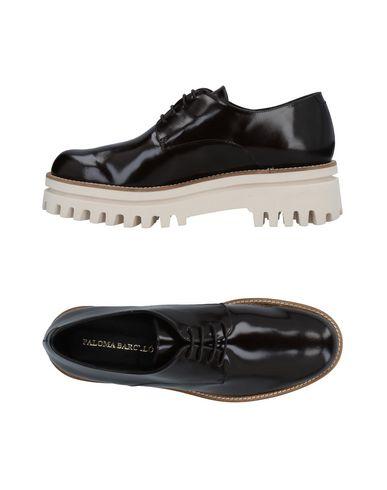 À Paloma Lacets Chaussures Barceló Moka fZvqE
