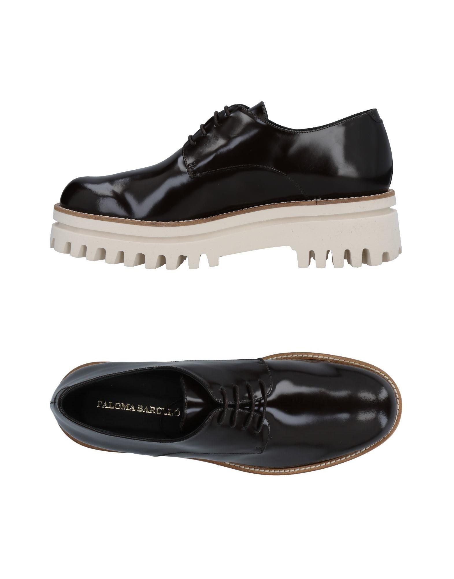 Gut um billige Schuhe zu  tragenPaloma Barceló Schnürschuhe Damen  zu 11481225DL 40553c