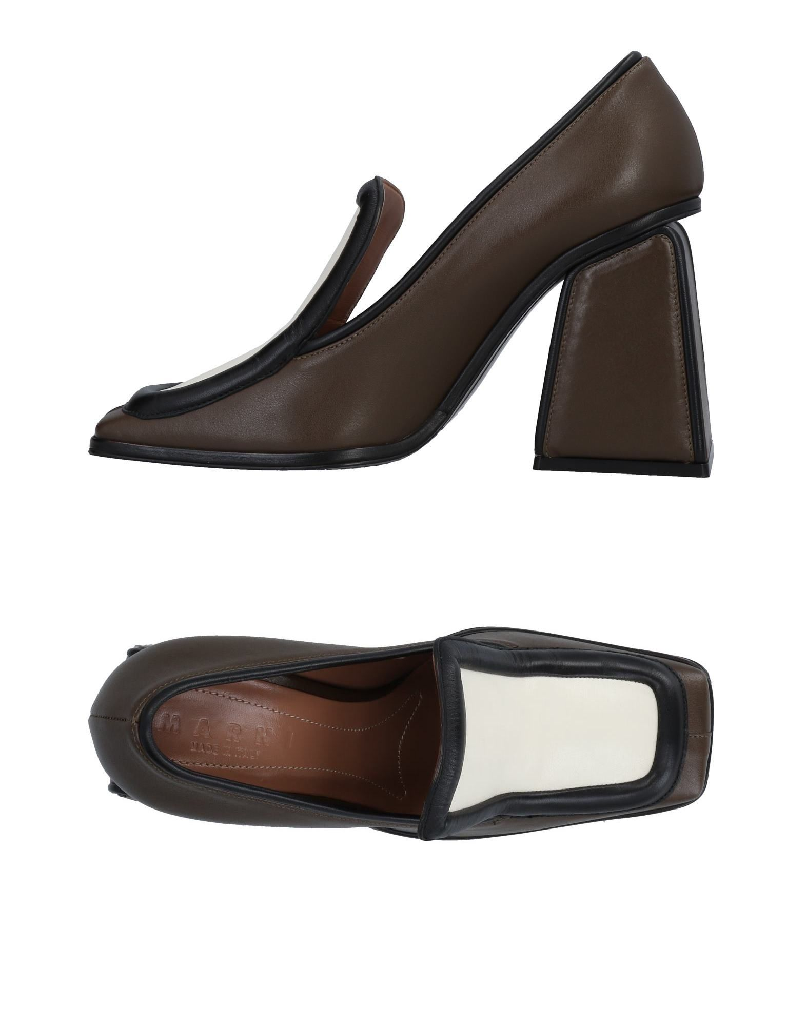 Rabatt Marni Schuhe Marni Rabatt Mokassins Damen  11481241OC a1624f