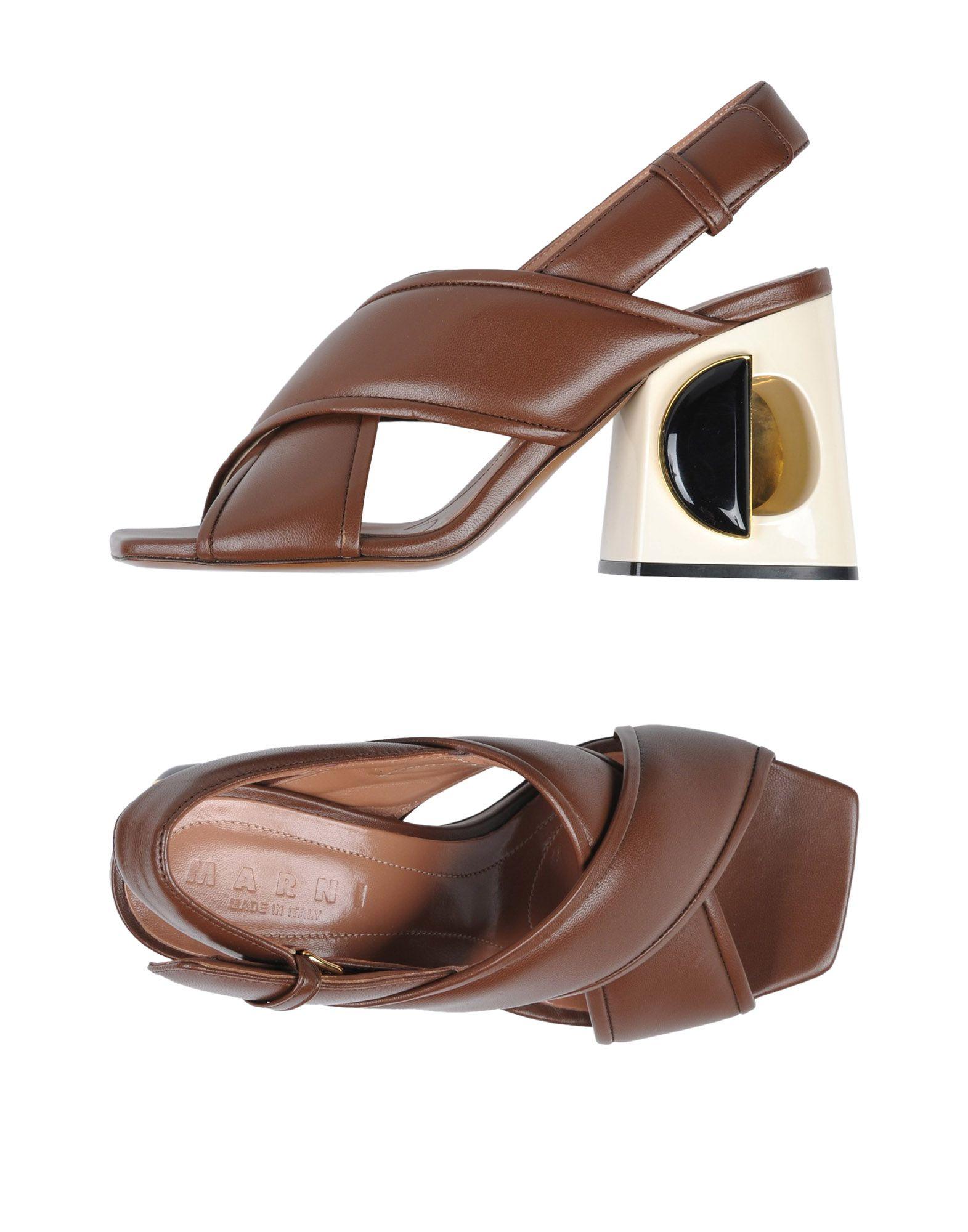 Rabatt Schuhe Marni Sandalen Damen 11481246RG  11481246RG Damen f55917