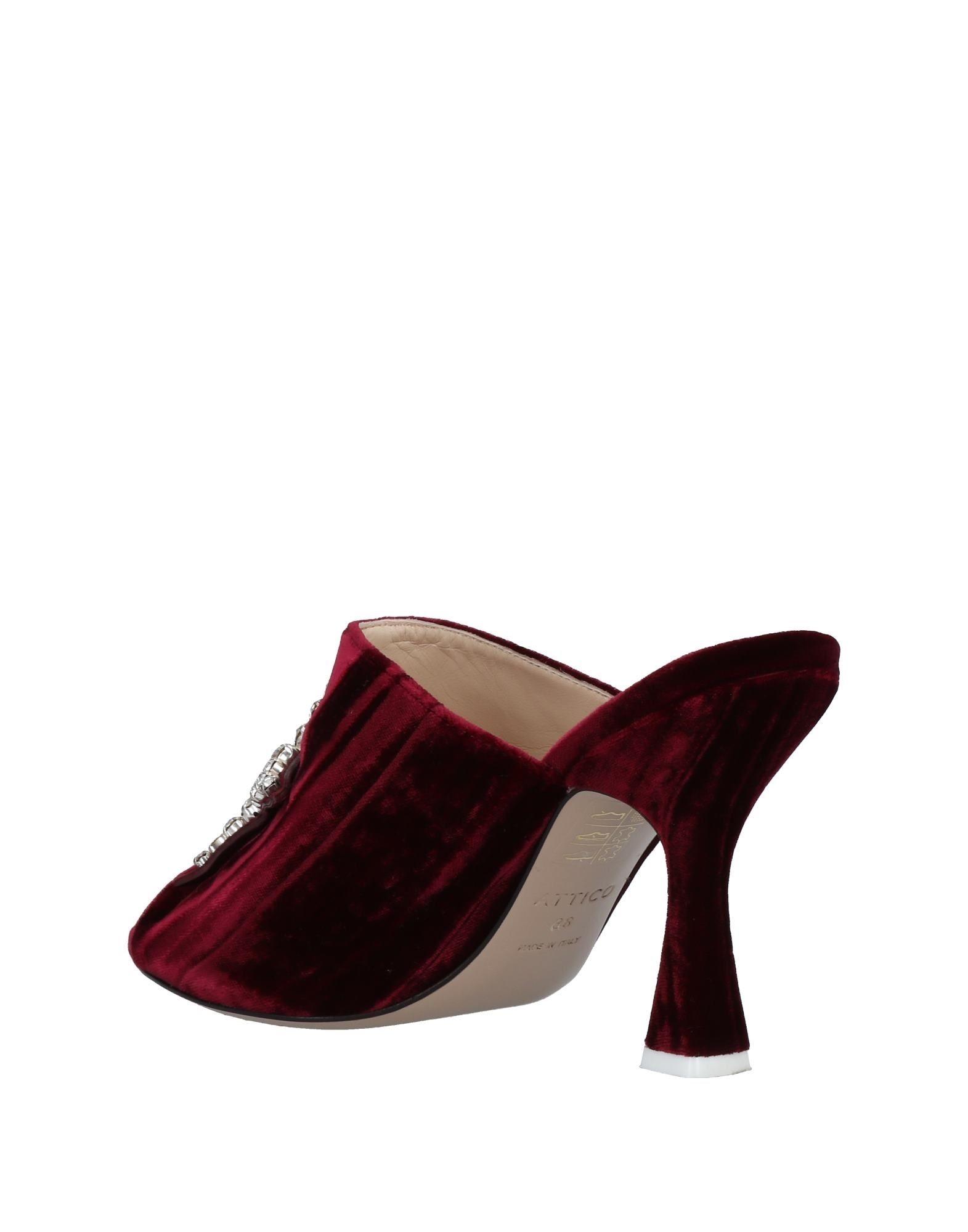 Attico Sandalen 11481247VWGünstige Damen  11481247VWGünstige Sandalen gut aussehende Schuhe 798d05