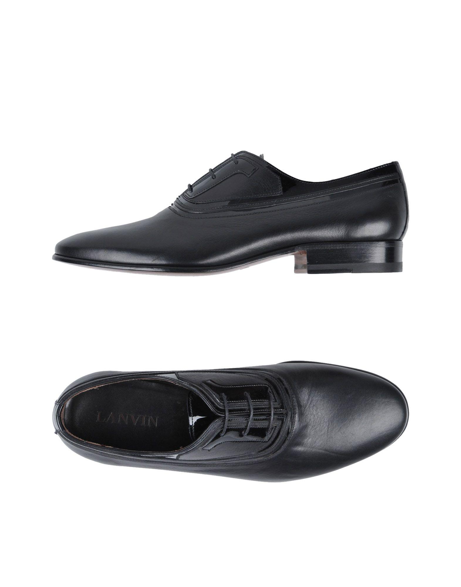Lanvin Schnürschuhe Herren  11481257MG Gute Qualität beliebte Schuhe